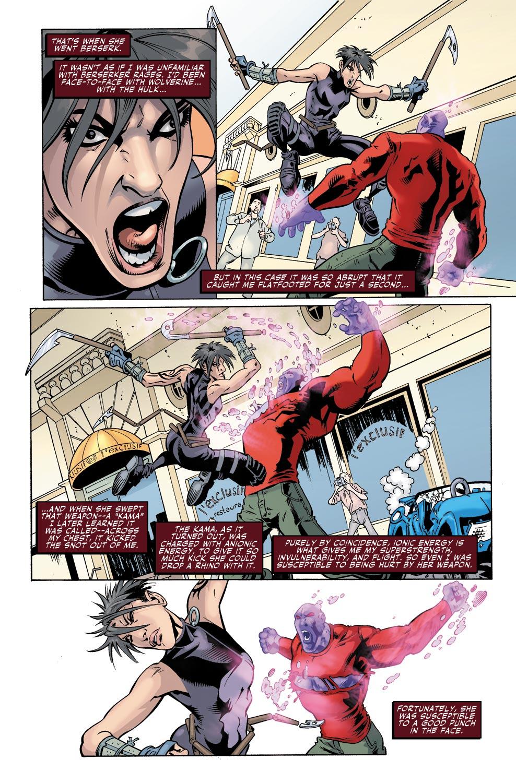 Read online Wonder Man (2007) comic -  Issue #1 - 13