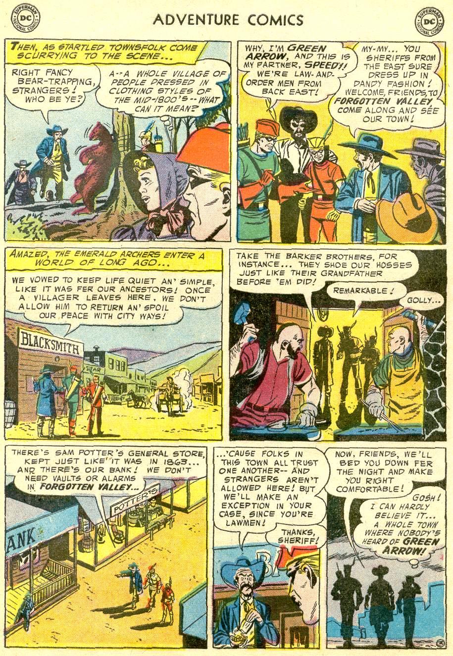 Read online Adventure Comics (1938) comic -  Issue #230 - 29