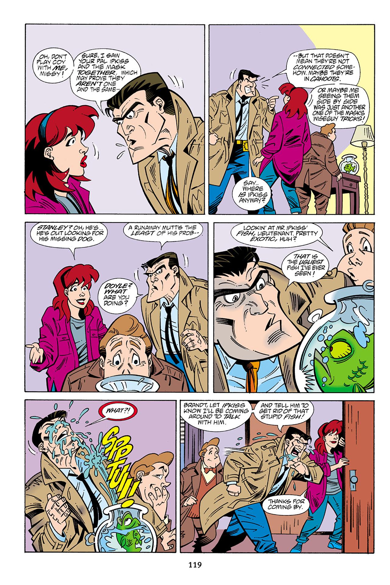 Read online Adventures Of The Mask Omnibus comic -  Issue #Adventures Of The Mask Omnibus Full - 119
