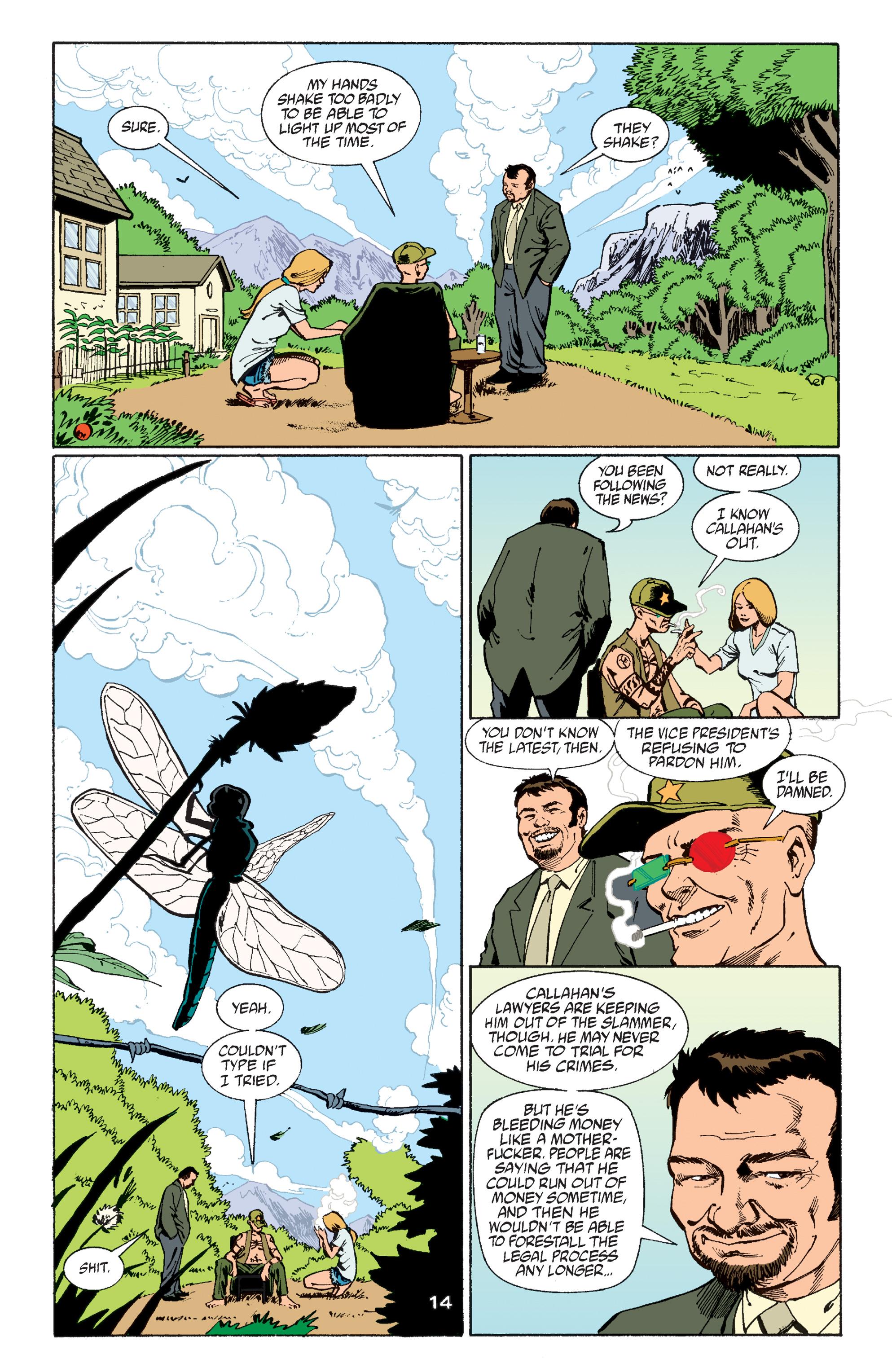 Read online Transmetropolitan comic -  Issue #60 - 14