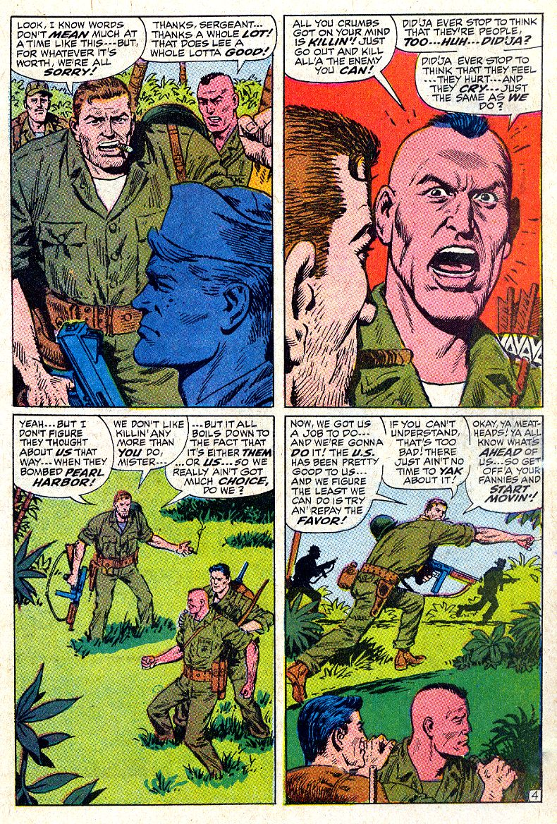 Read online Sgt. Fury comic -  Issue #64 - 7