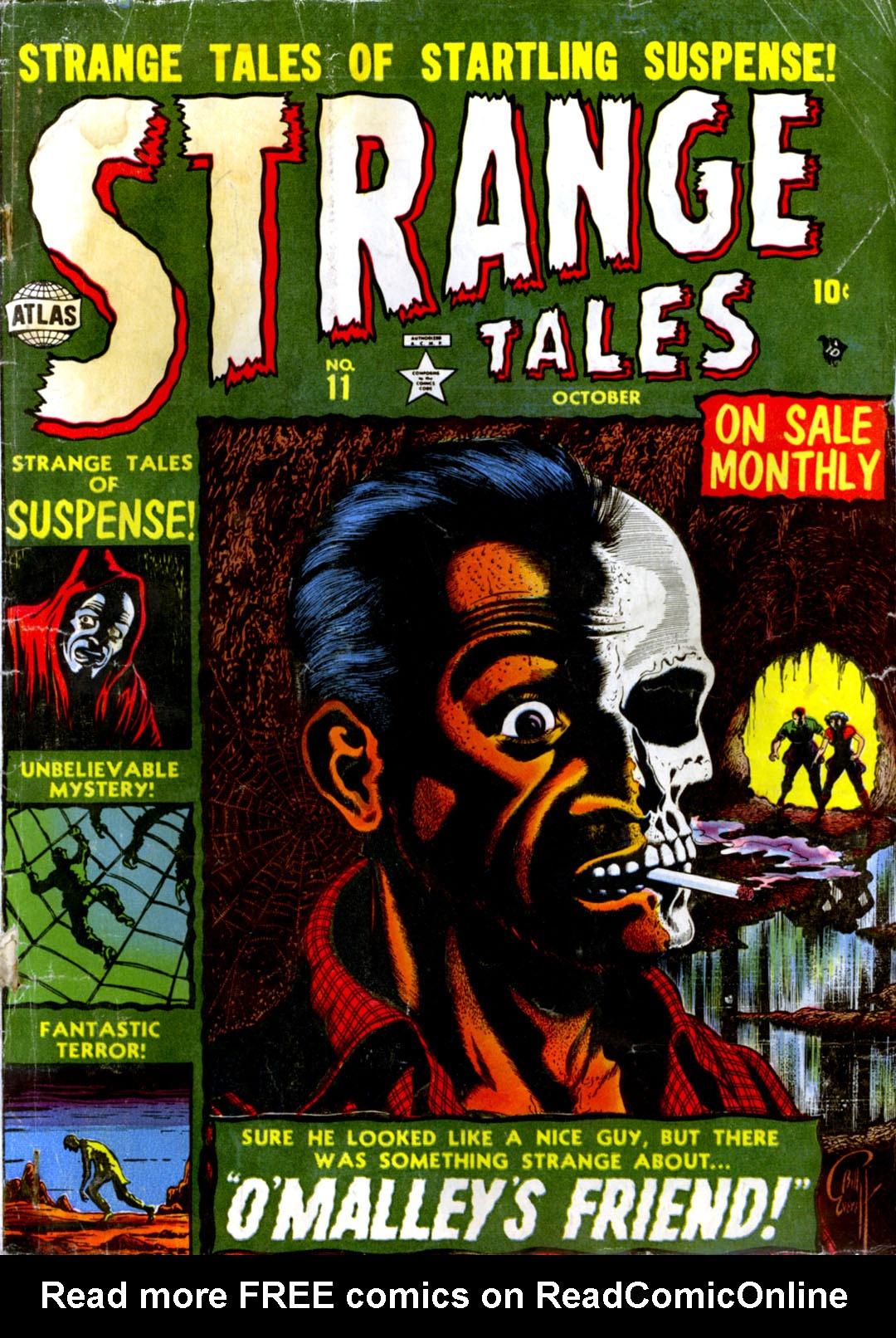 Strange Tales (1951) 11 Page 1