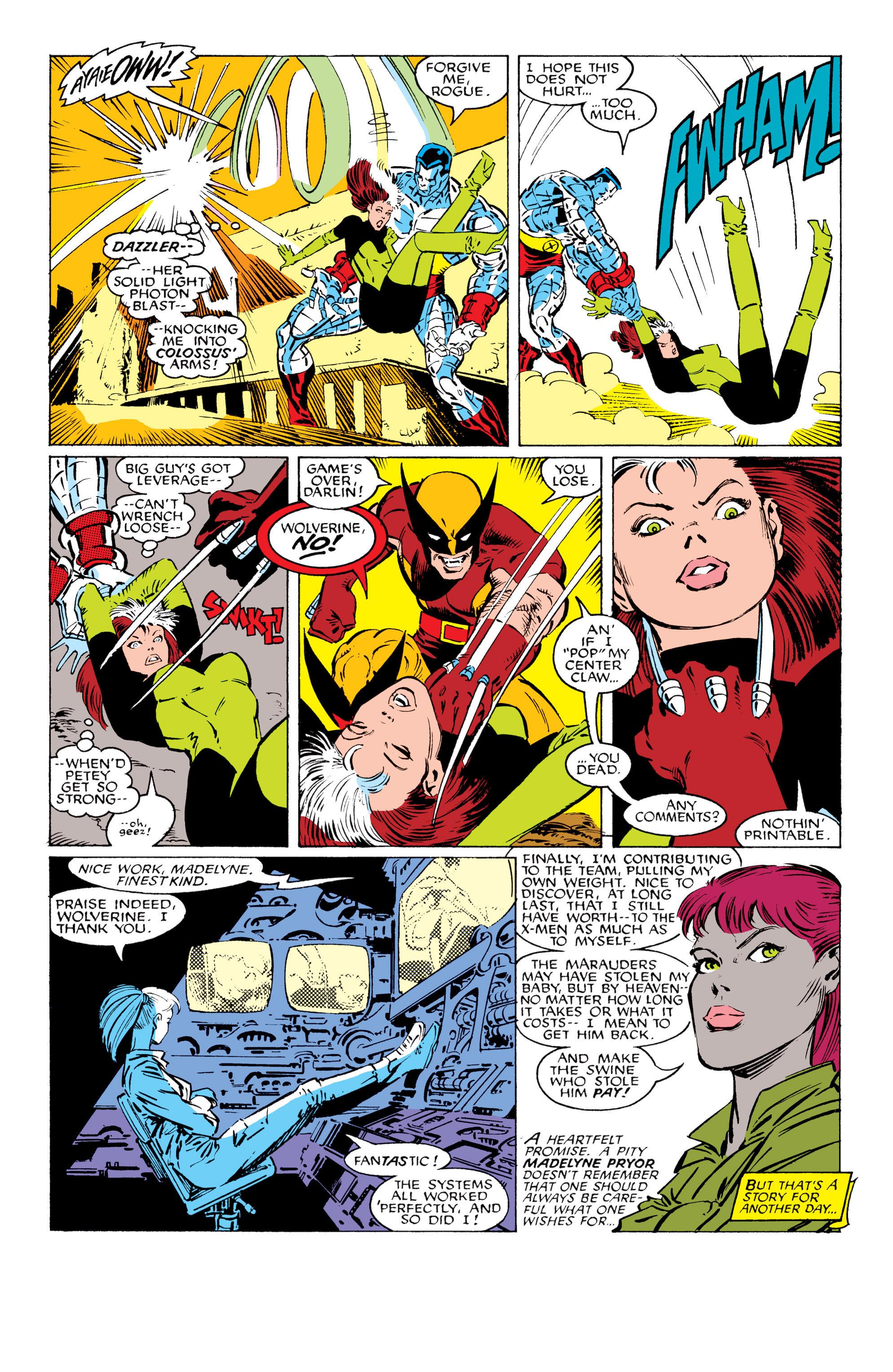 Read online Uncanny X-Men (1963) comic -  Issue #230 - 5