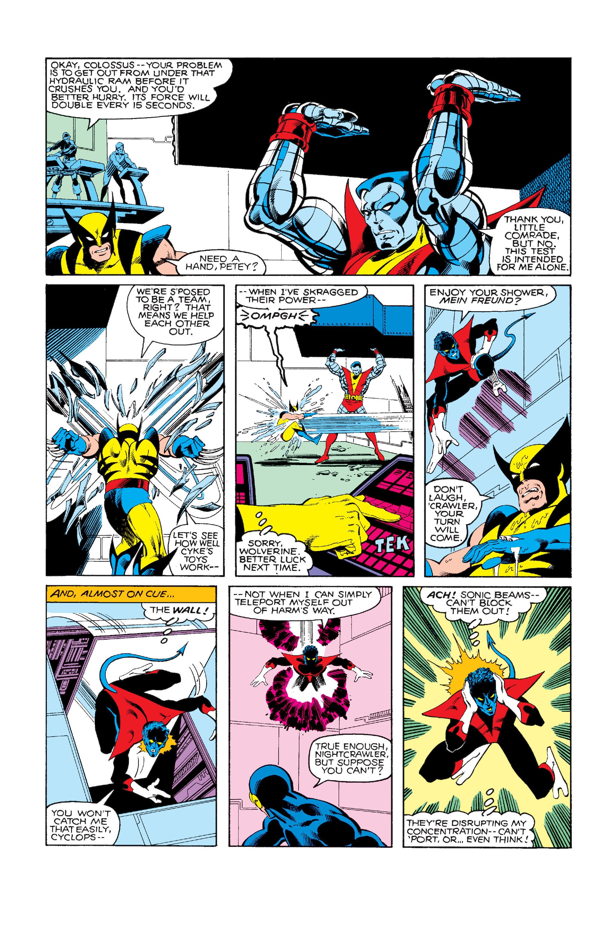 Uncanny X-Men (1963) 125 Page 5
