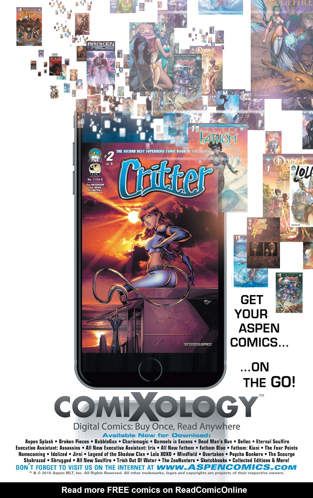 Read online Critter (2015) comic -  Issue #2 - 35