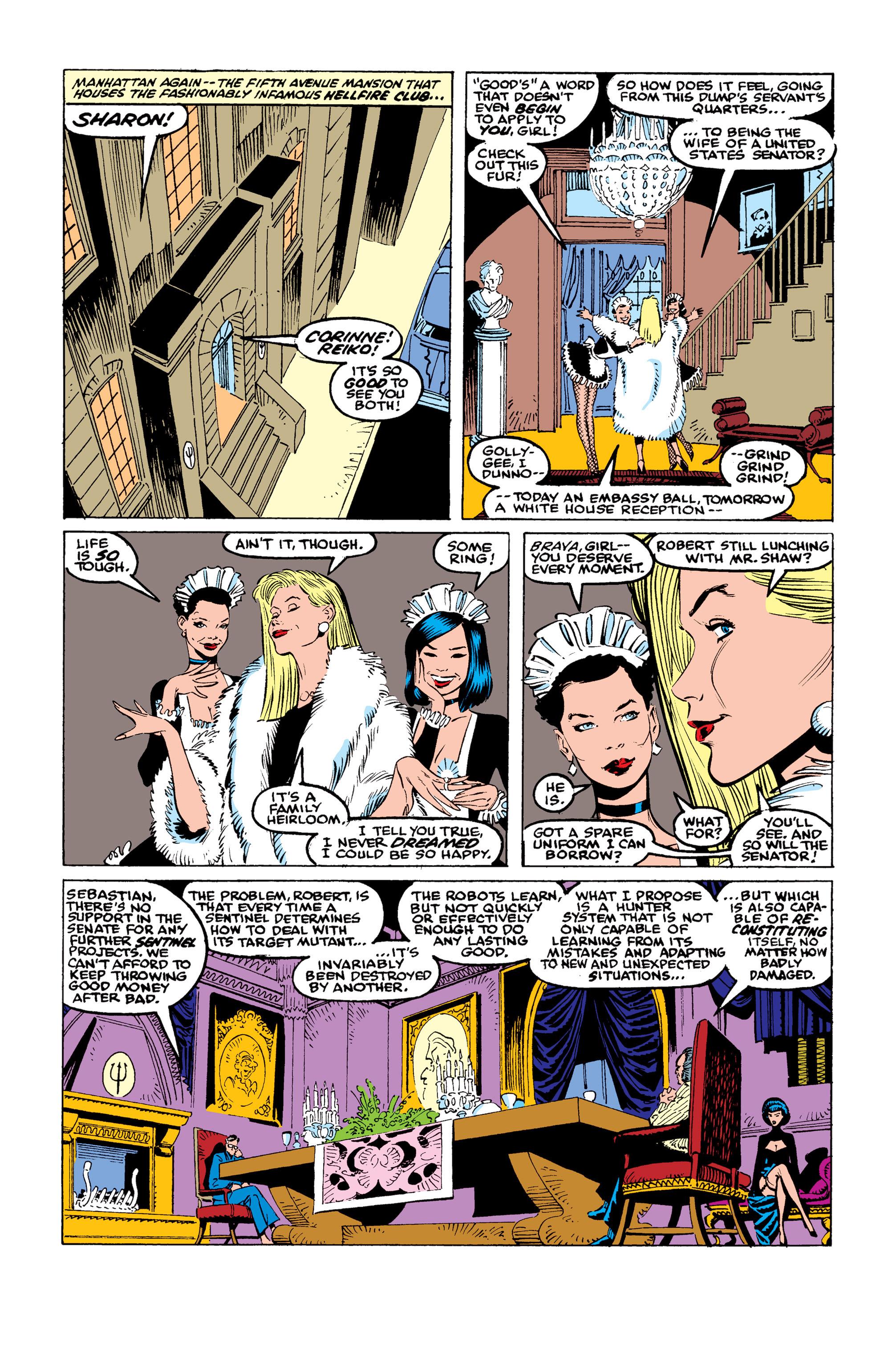 Read online Uncanny X-Men (1963) comic -  Issue #246 - 14