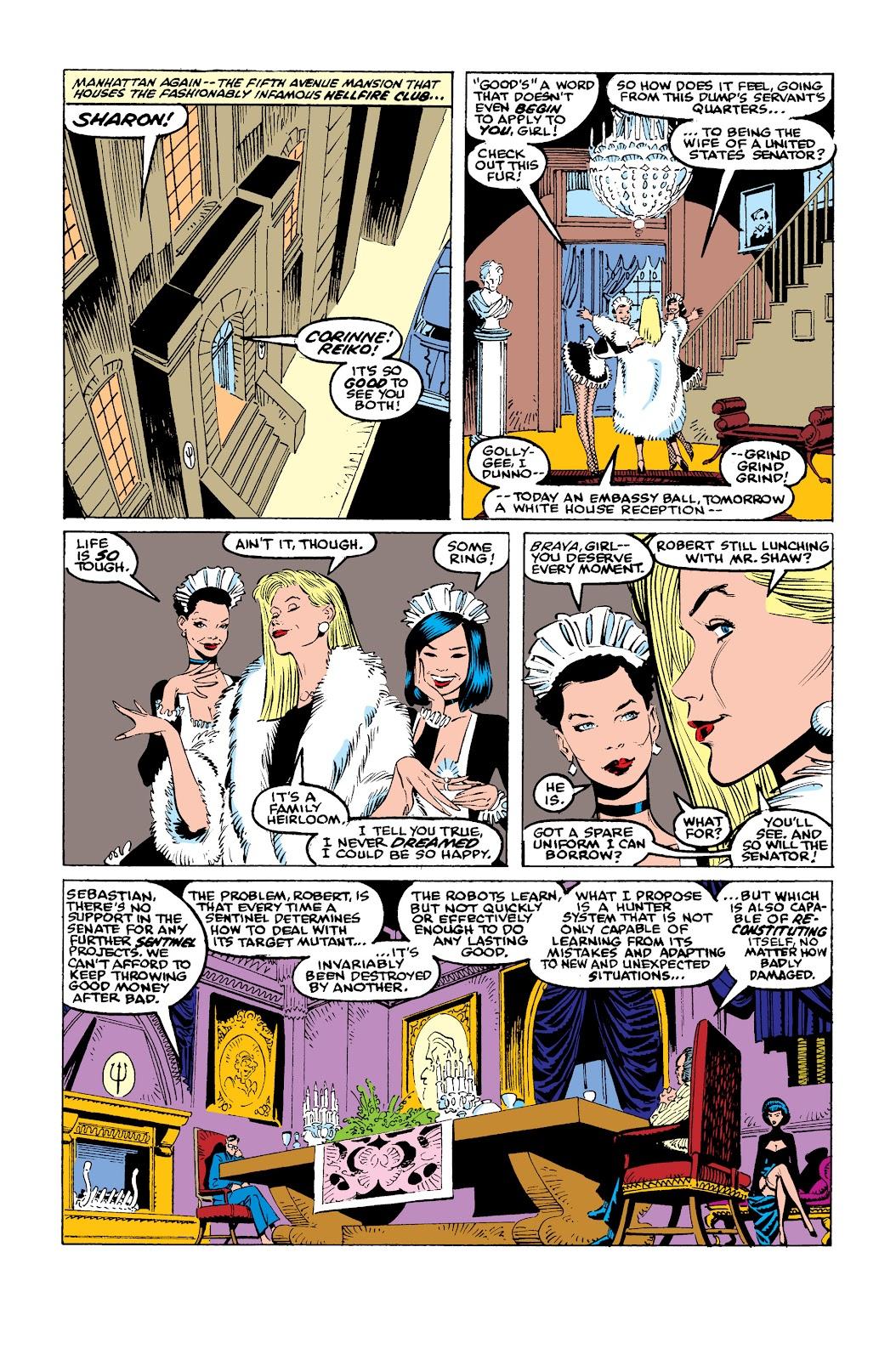Uncanny X-Men (1963) issue 246 - Page 14