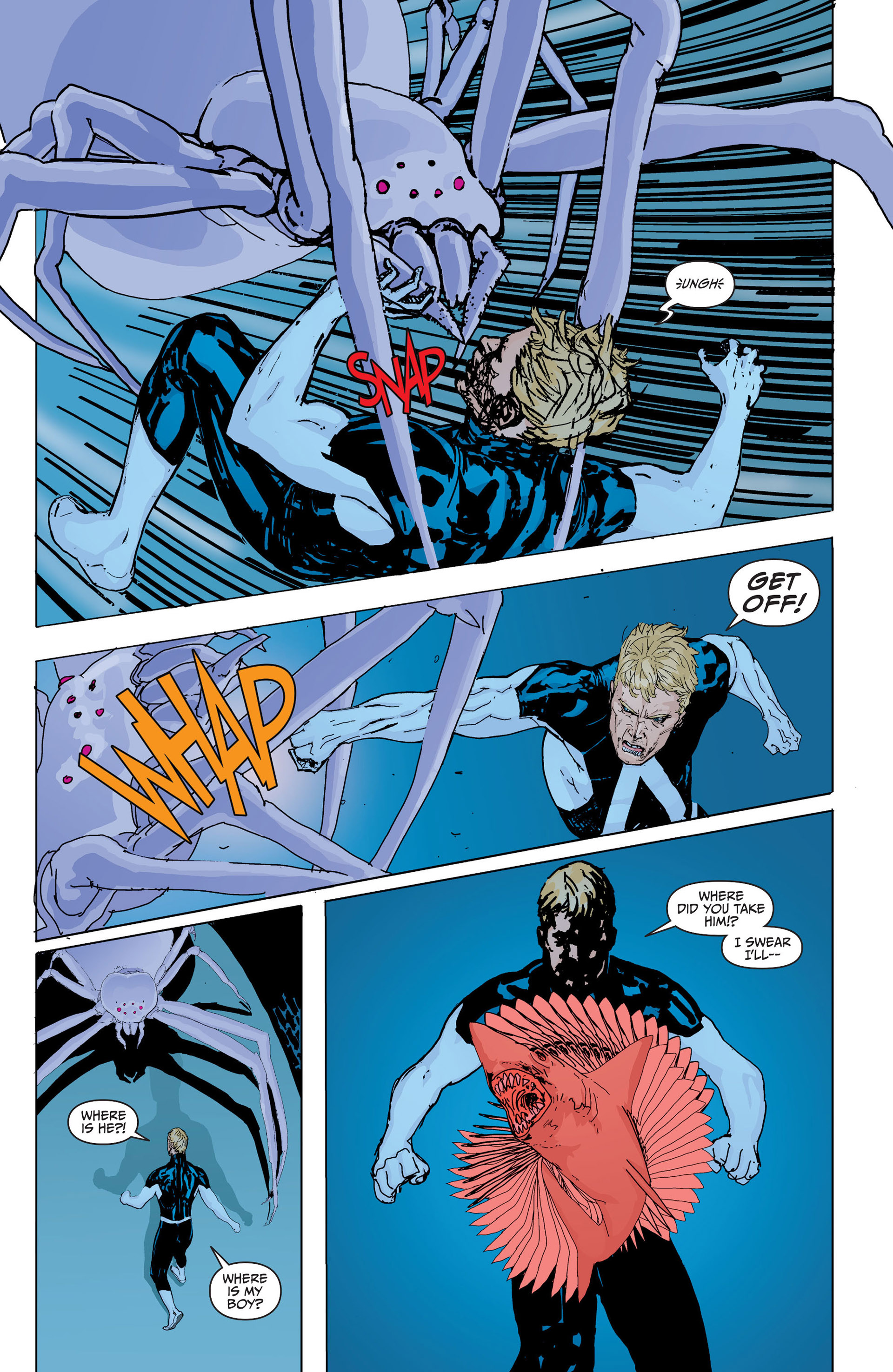 Read online Animal Man (2011) comic -  Issue #Animal Man (2011) _Annual 2 - 17