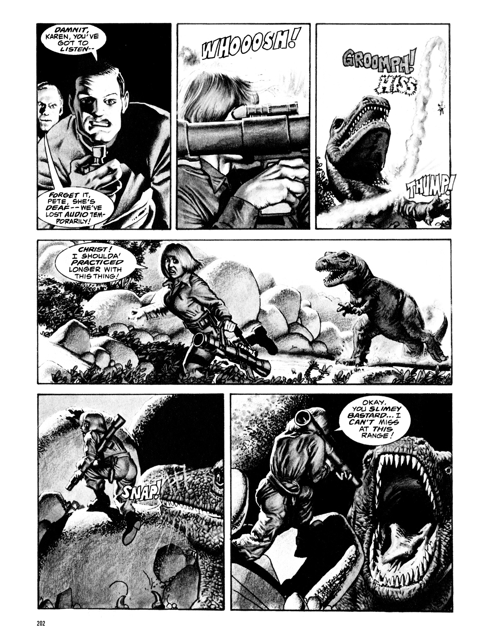 Read online Eerie Archives comic -  Issue # TPB 16 - 203