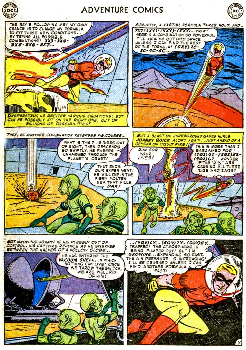 Read online Adventure Comics (1938) comic -  Issue #177 - 28