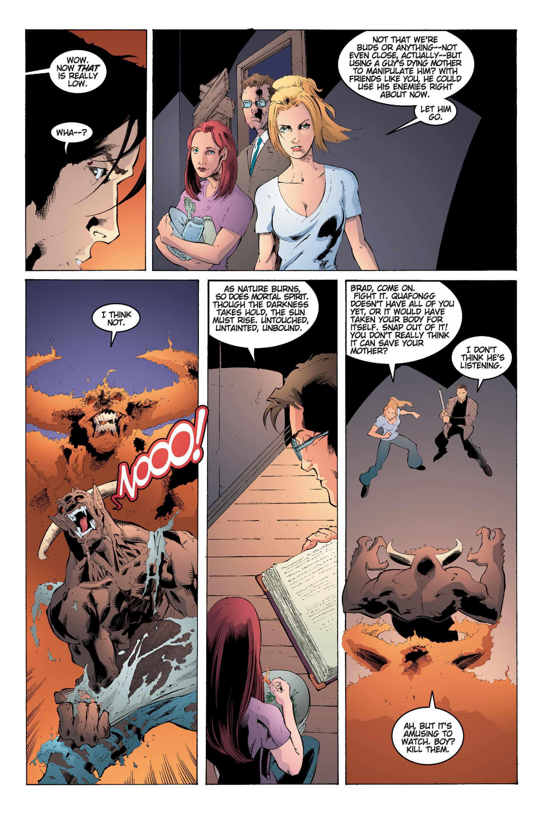 Read online Buffy the Vampire Slayer: Omnibus comic -  Issue # TPB 3 - 224