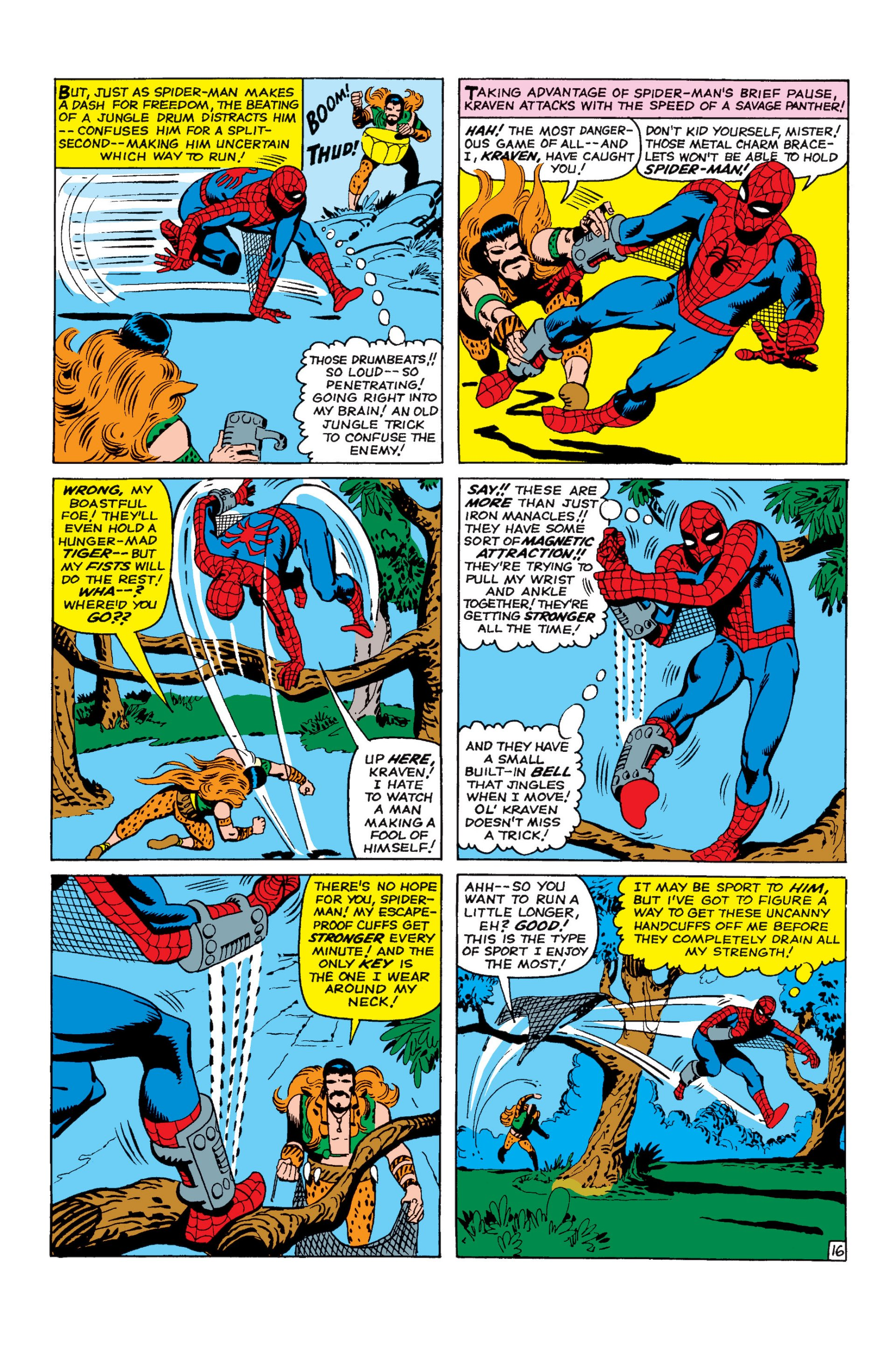 The Amazing Spider-Man (1963) 15 Page 16
