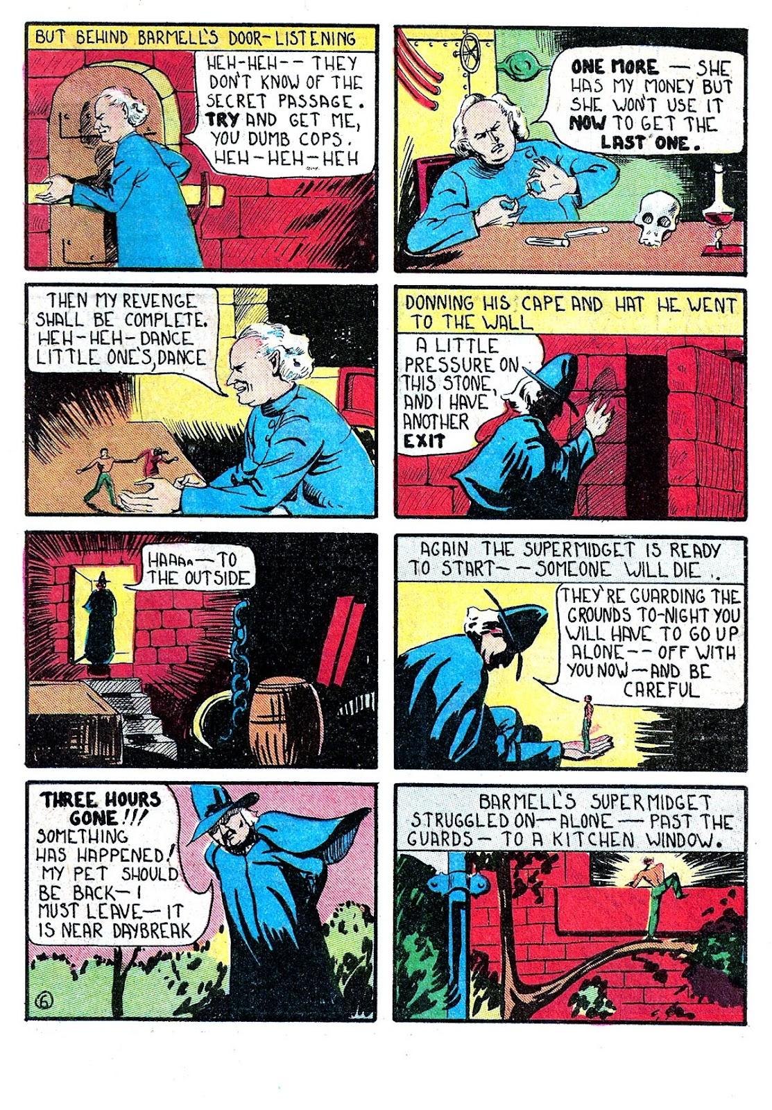 Amazing Man Comics issue 5 - Page 43