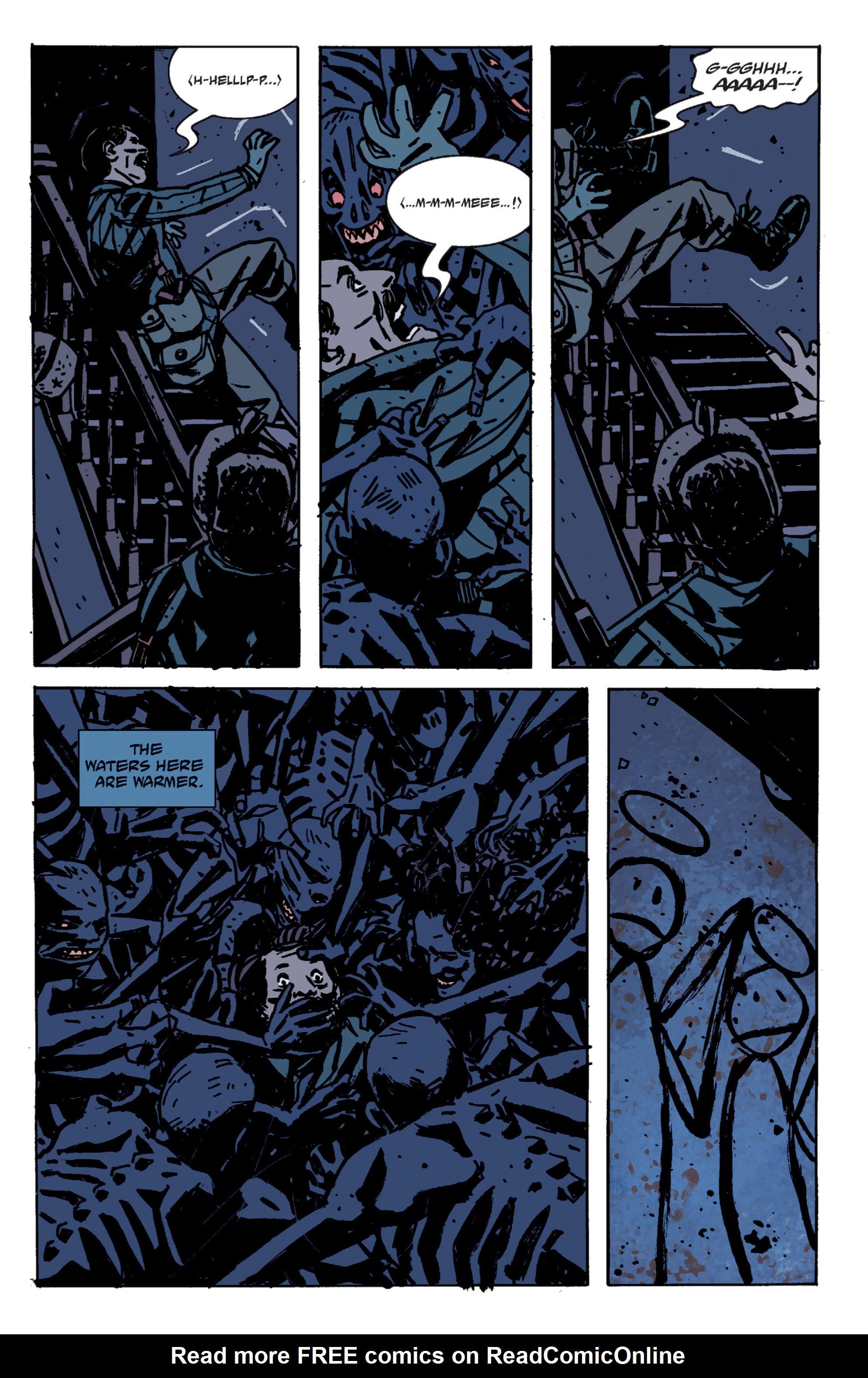 Read online B.P.R.D. (2003) comic -  Issue # TPB 9 - 63