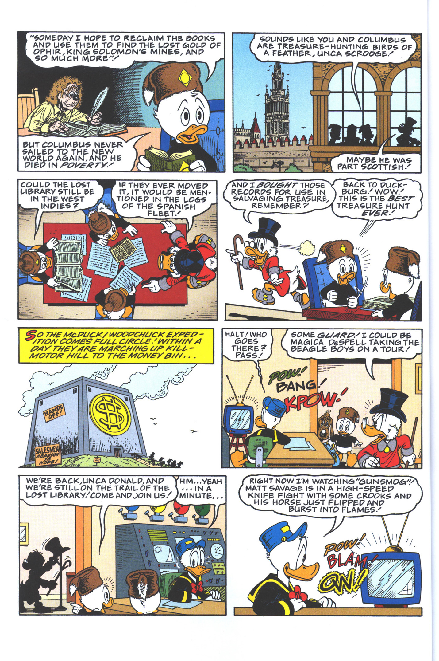 Read online Uncle Scrooge (1953) comic -  Issue #383 - 22