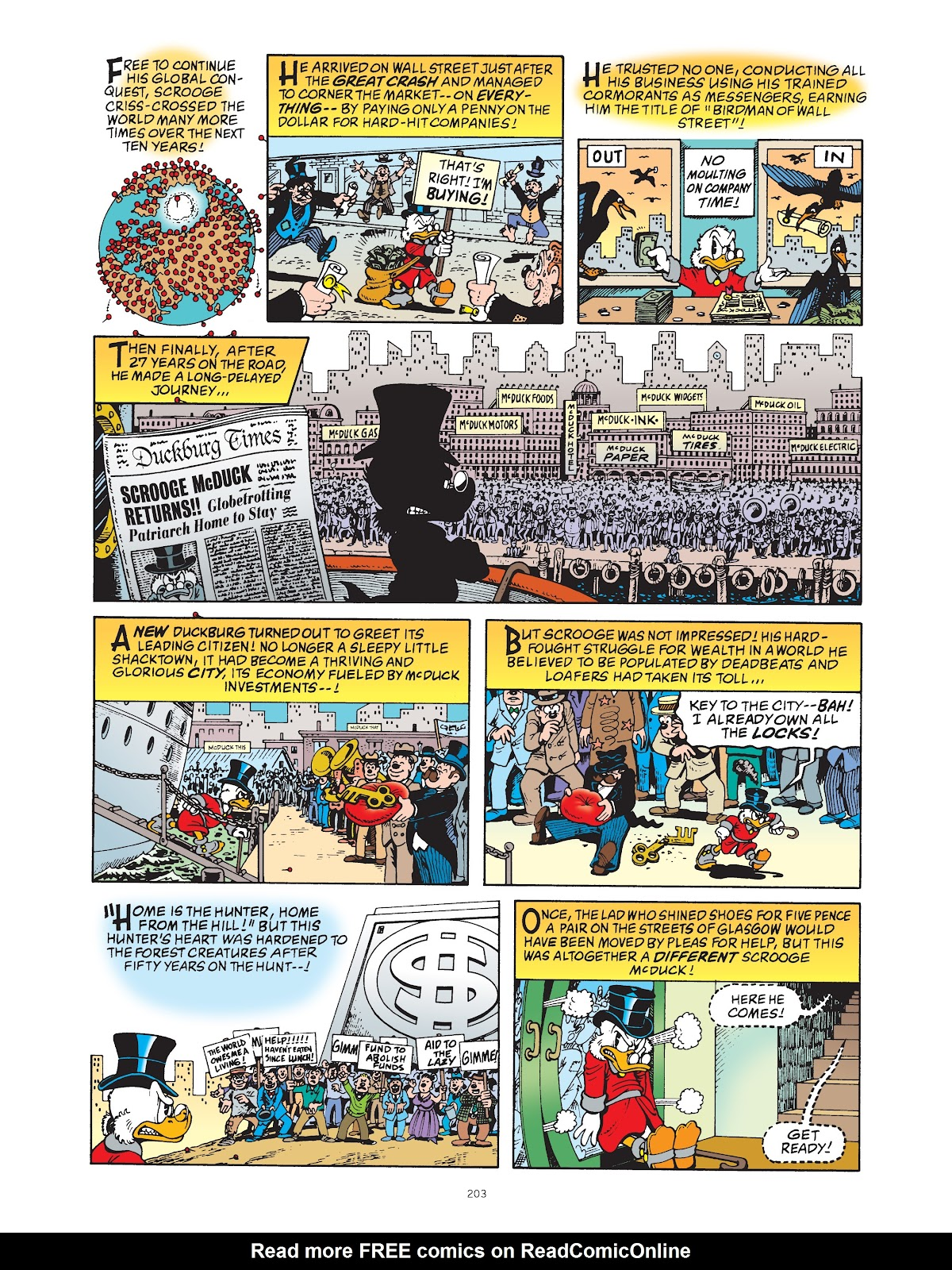 Read online The Complete Life and Times of Scrooge McDuck comic -  Issue # TPB 1 (Part 2) - 98