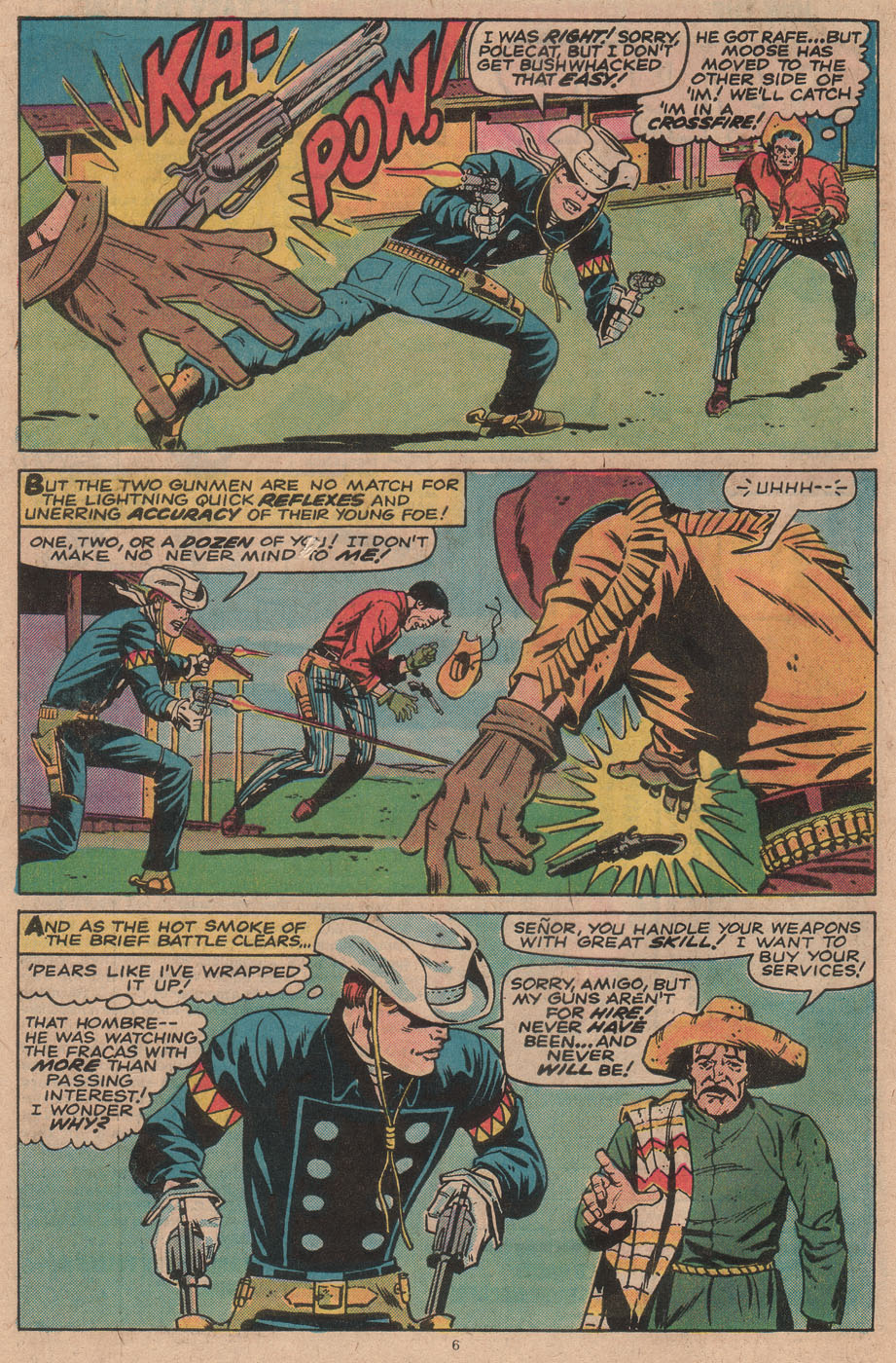The Rawhide Kid (1955) issue 142 - Page 8