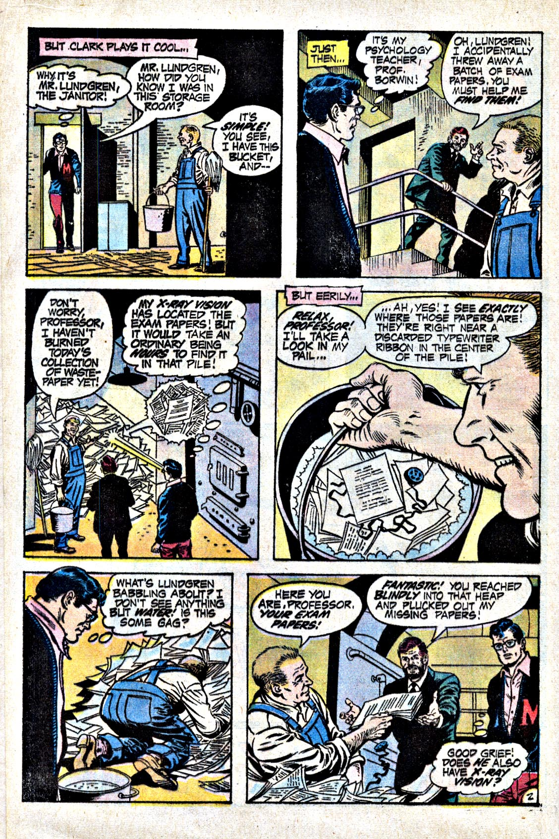 Action Comics (1938) 403 Page 22