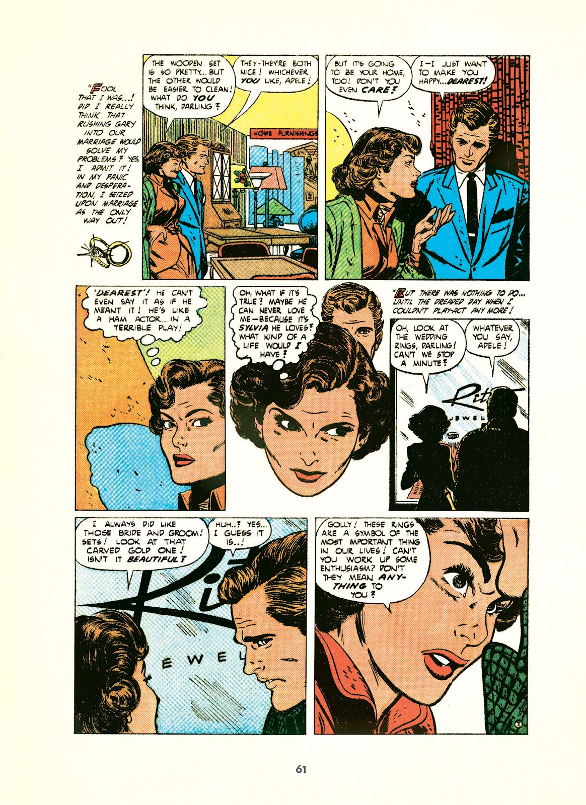 Read online Setting the Standard: Comics by Alex Toth 1952-1954 comic -  Issue # TPB (Part 1) - 60