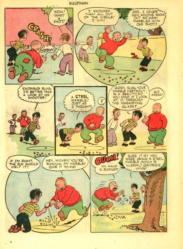 Bulletman issue 16 - Page 13