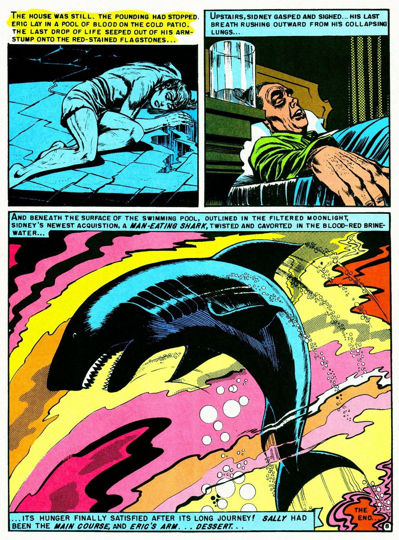 Read online Shock SuspenStories comic -  Issue #8 - 10
