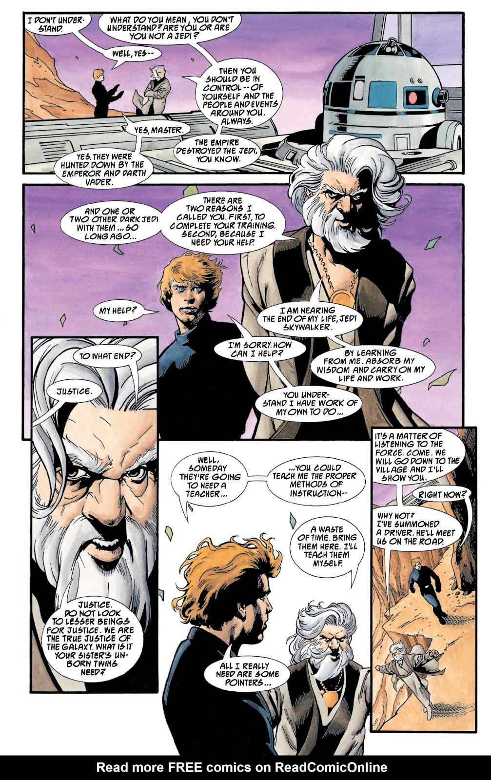 Read online Star Wars Legends: The New Republic - Epic Collection comic -  Issue # TPB 4 (Part 3) - 13