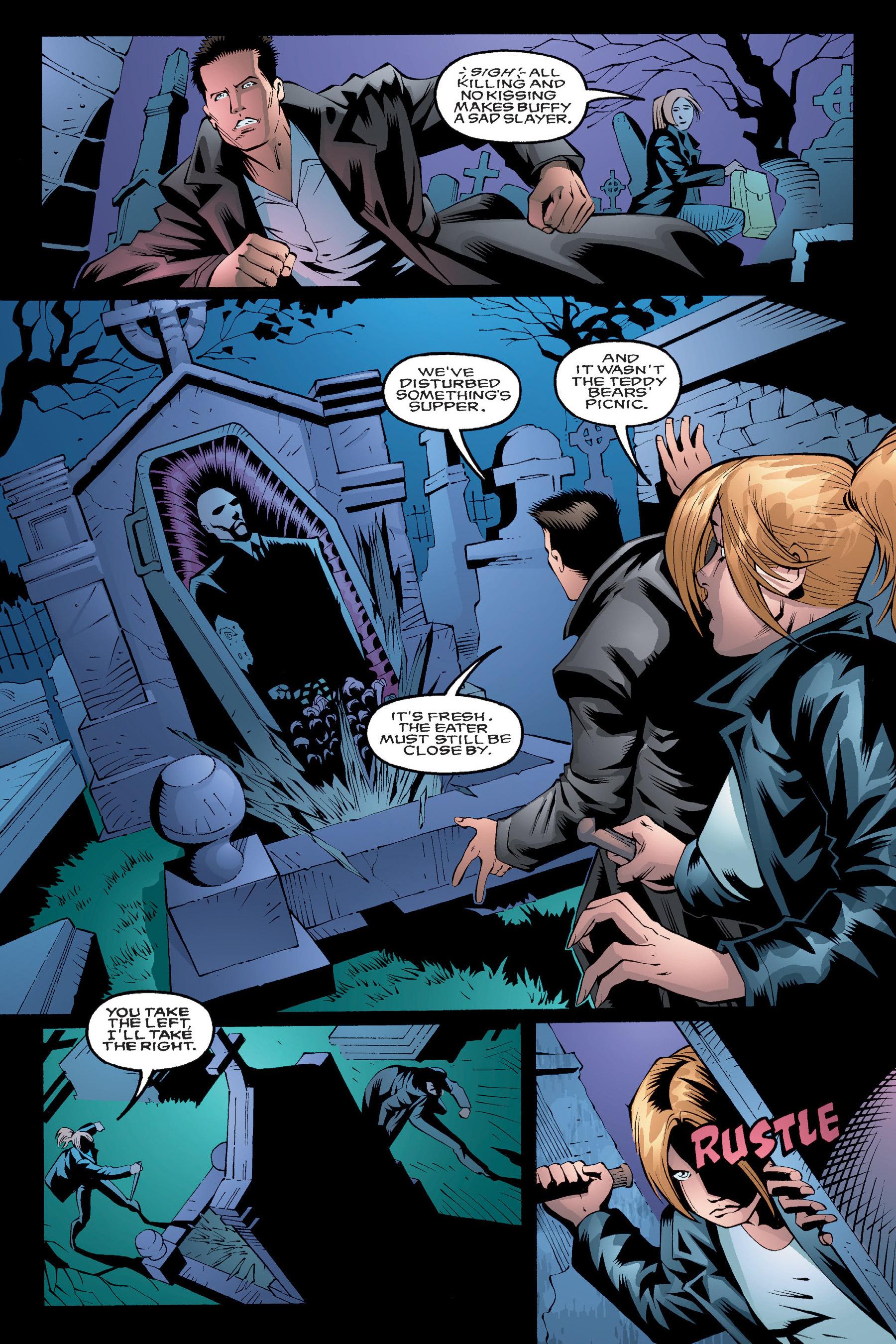 Read online Buffy the Vampire Slayer: Omnibus comic -  Issue # TPB 4 - 11
