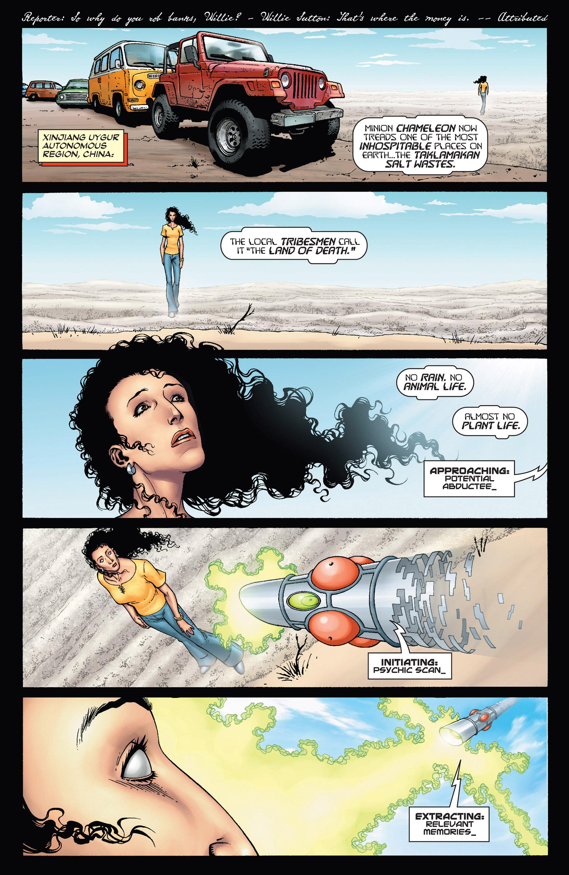 Read online Super-Villain Team-Up/MODOK's 11 comic -  Issue #3 - 3