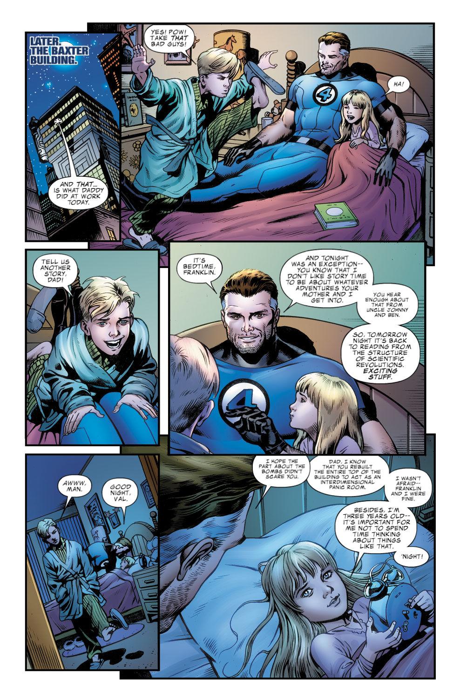 Read online Fantastic Four: Season One comic -  Issue # TPB - 119