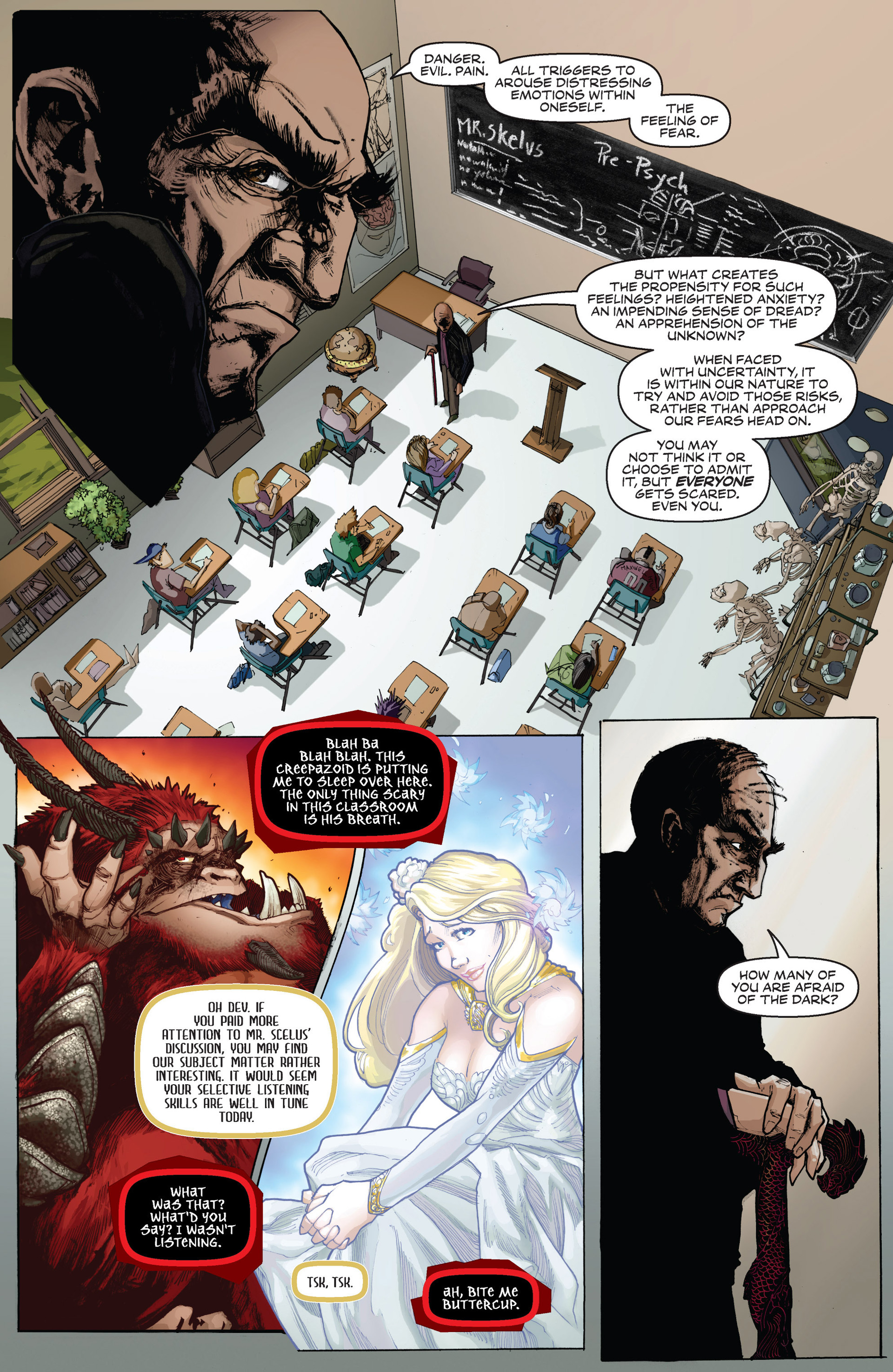 Read online Shrugged (2013) comic -  Issue #2 - 6