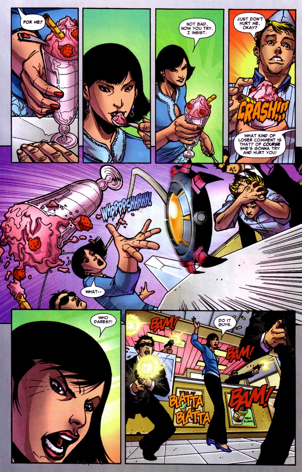 Read online Araña: Heart of the Spider comic -  Issue #7 - 14