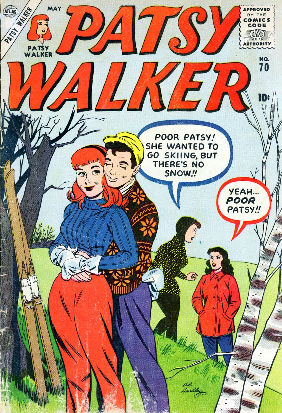 Patsy Walker 70 Page 1