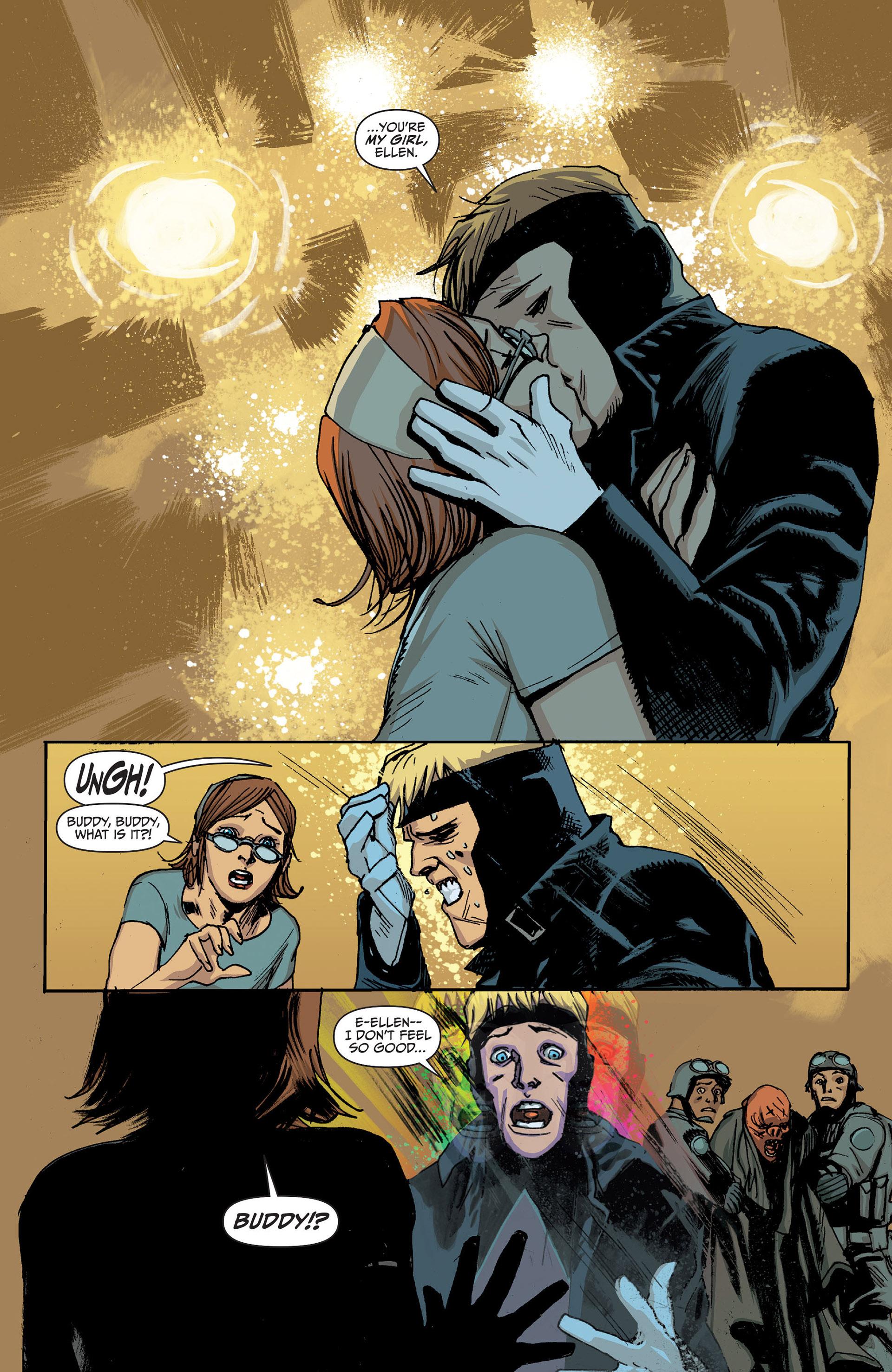 Read online Animal Man (2011) comic -  Issue #25 - 18