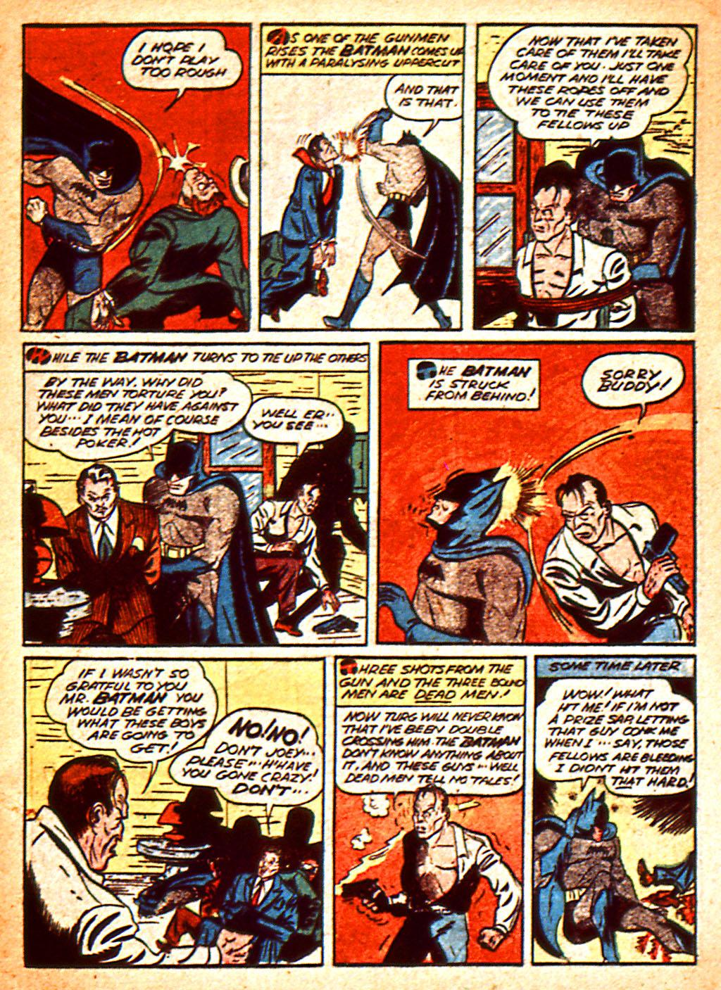 Read online Detective Comics (1937) comic -  Issue #37 - 6