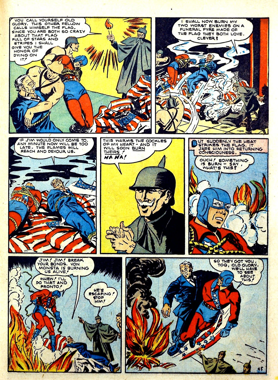Our Flag Comics issue 4 - Page 47