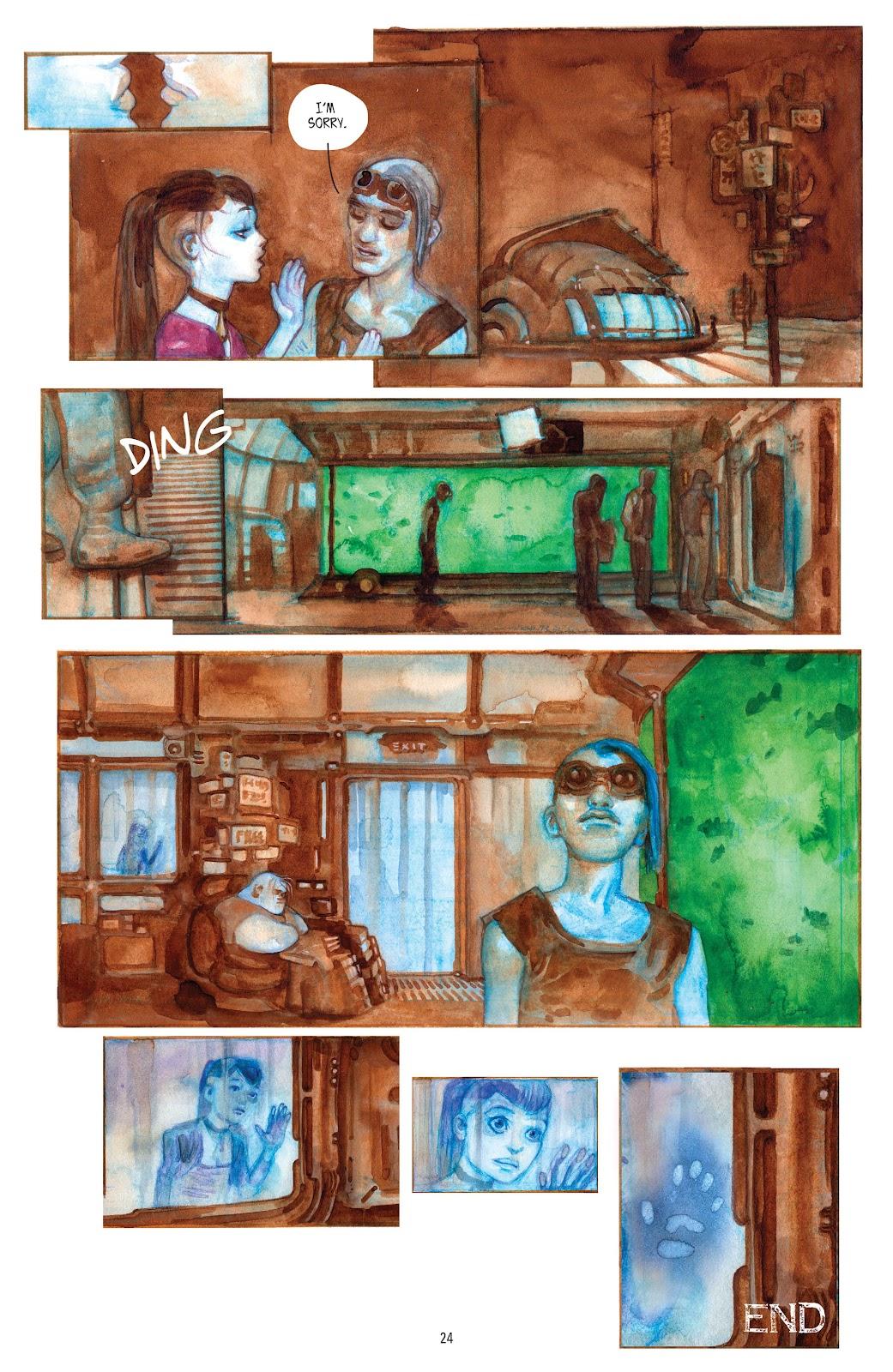 Read online Strange Adventures (2014) comic -  Issue # TPB (Part 1) - 22