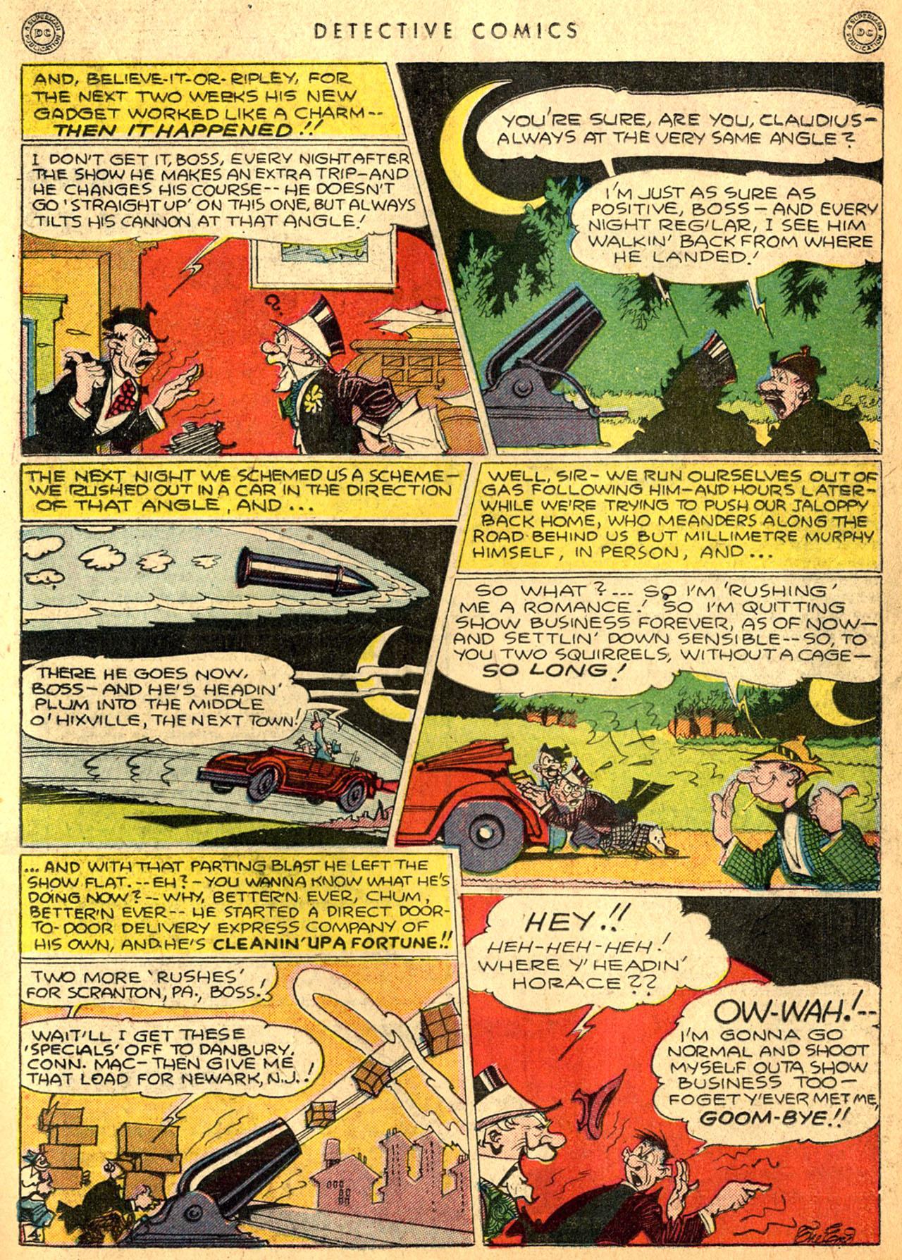 Read online Detective Comics (1937) comic -  Issue #98 - 27