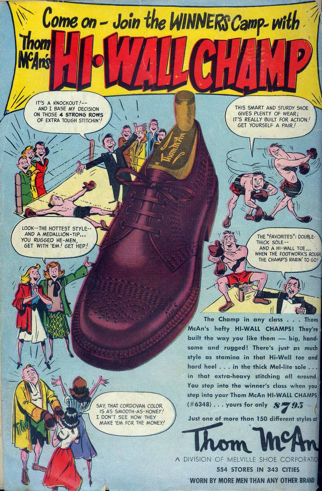 Read online Wonder Woman (1942) comic -  Issue #53 - 44