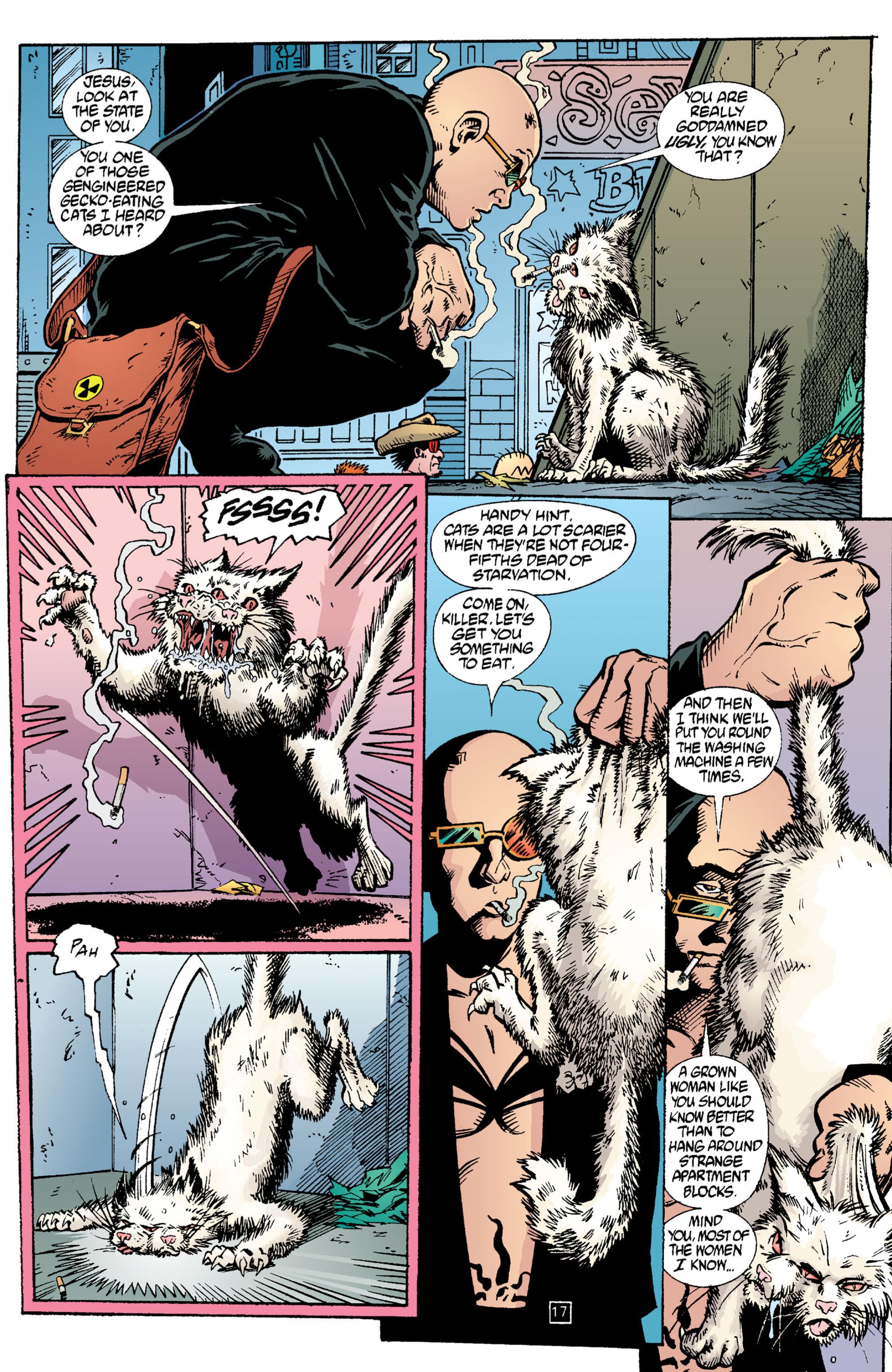 Read online Transmetropolitan comic -  Issue #2 - 18