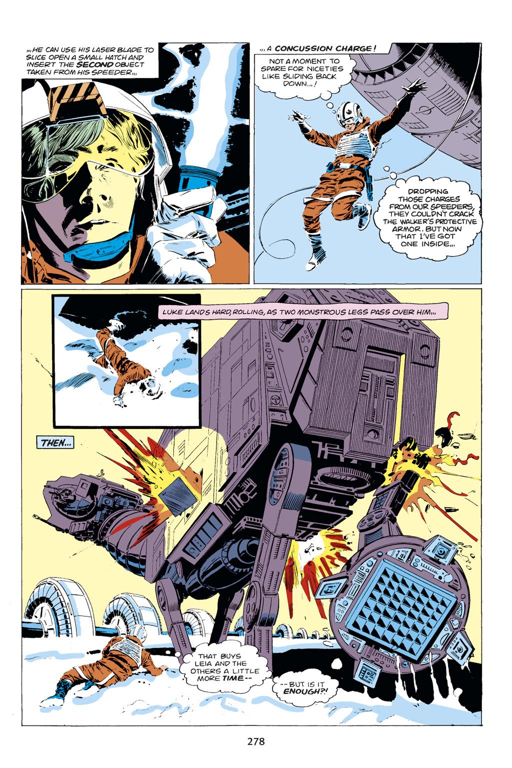 Read online Star Wars Omnibus comic -  Issue # Vol. 14 - 276