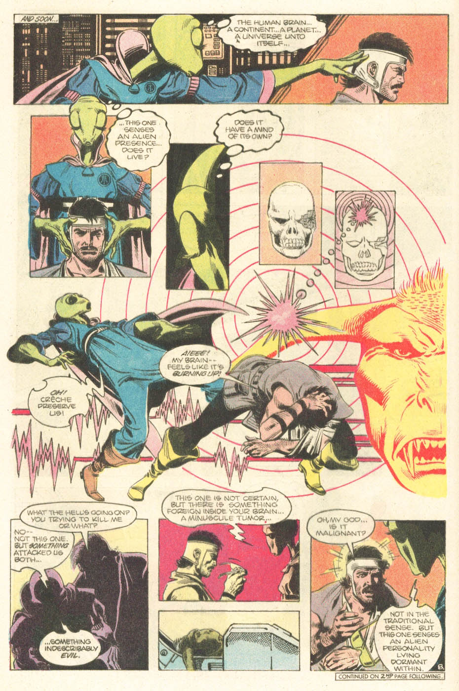 Read online Atari Force (1984) comic -  Issue #15 - 10