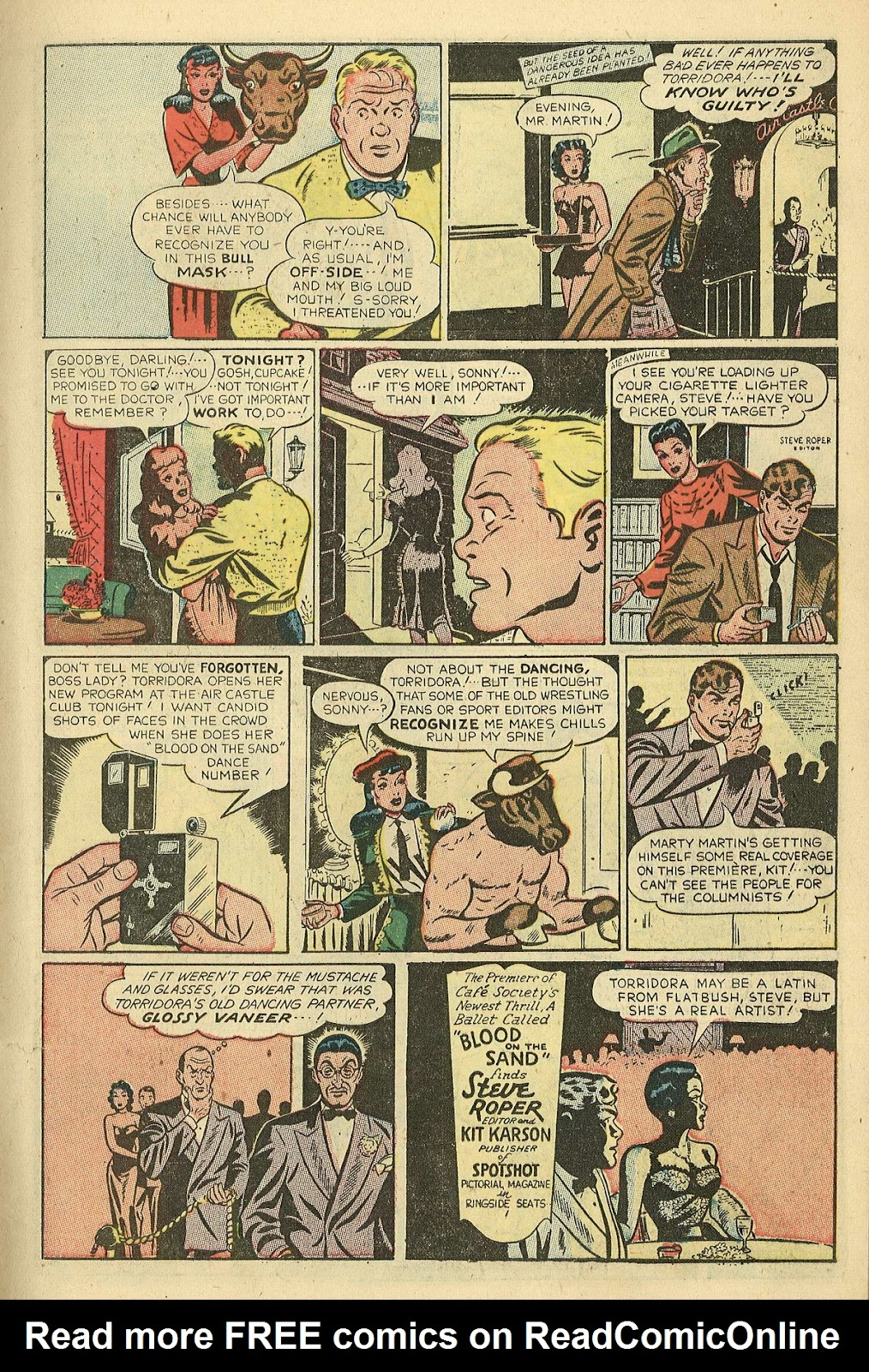 Read online Famous Funnies comic -  Issue #198 - 7