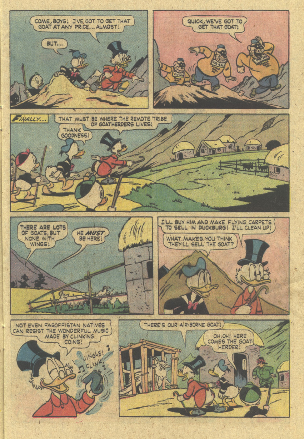 Walt Disney's Comics and Stories issue 430 - Page 8