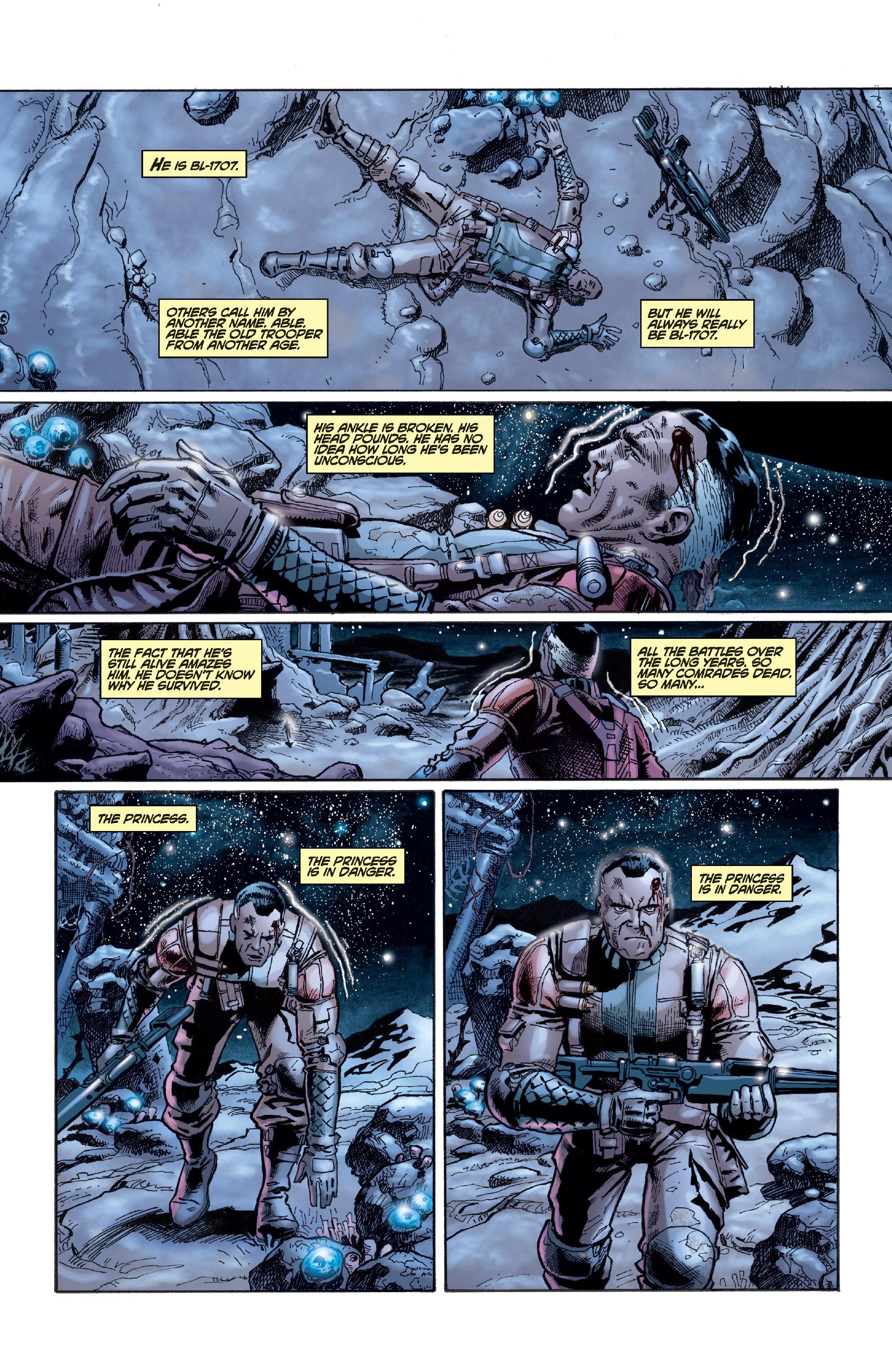 Read online Star Wars Omnibus comic -  Issue # Vol. 20 - 421