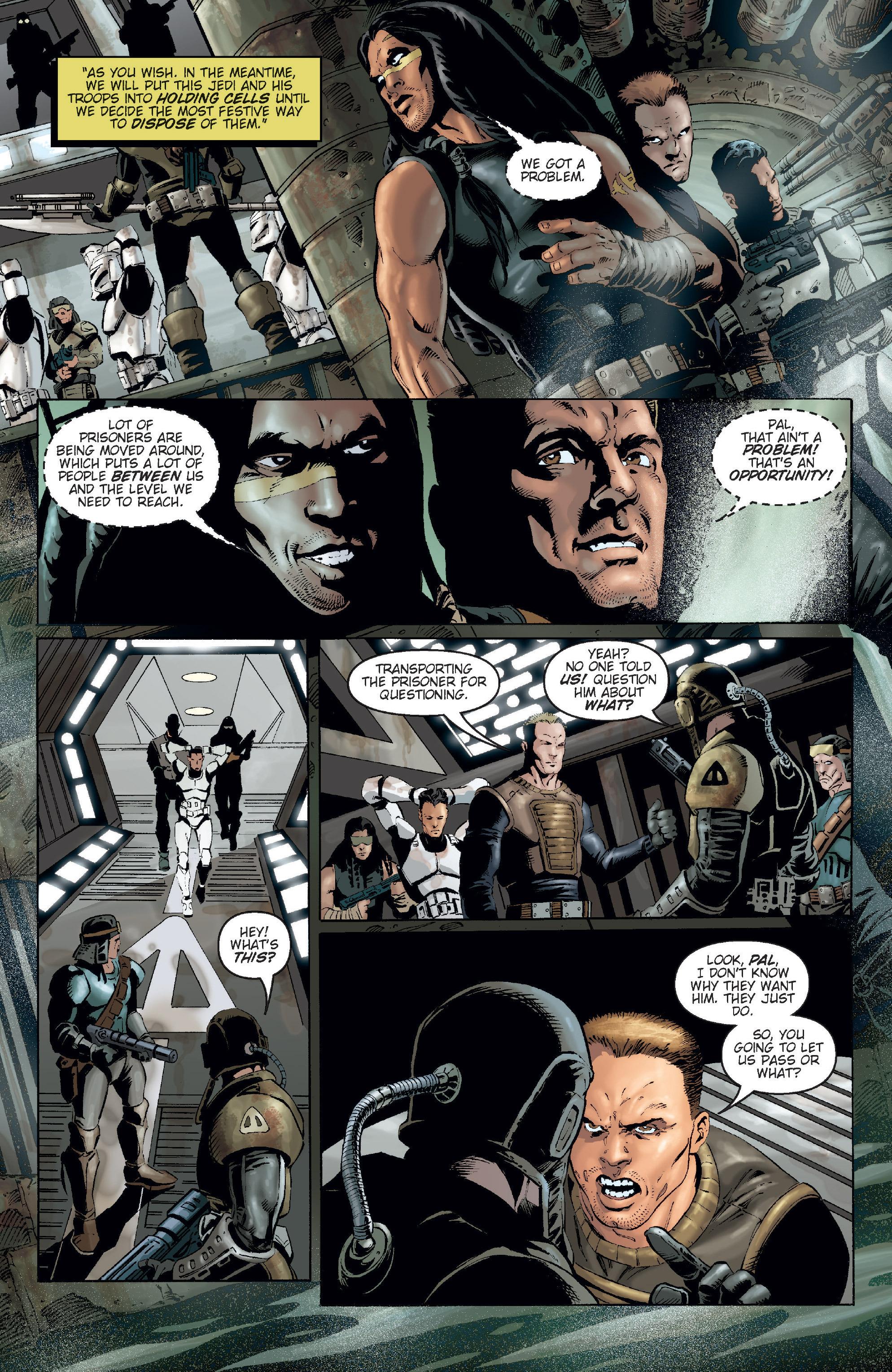 Read online Star Wars Omnibus comic -  Issue # Vol. 24 - 209