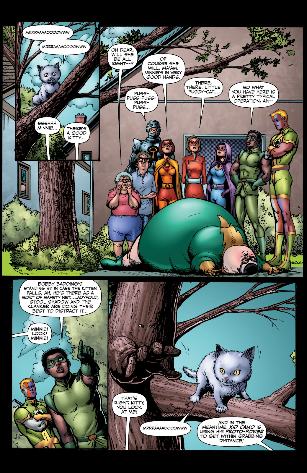 Read online The Boys Omnibus comic -  Issue # TPB 4 (Part 1) - 59