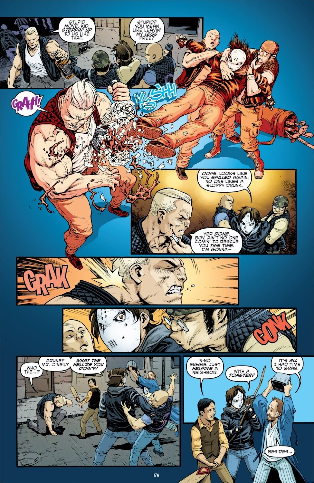 Read online Teenage Mutant Ninja Turtles: The IDW Collection comic -  Issue # TPB 6 (Part 2) - 74