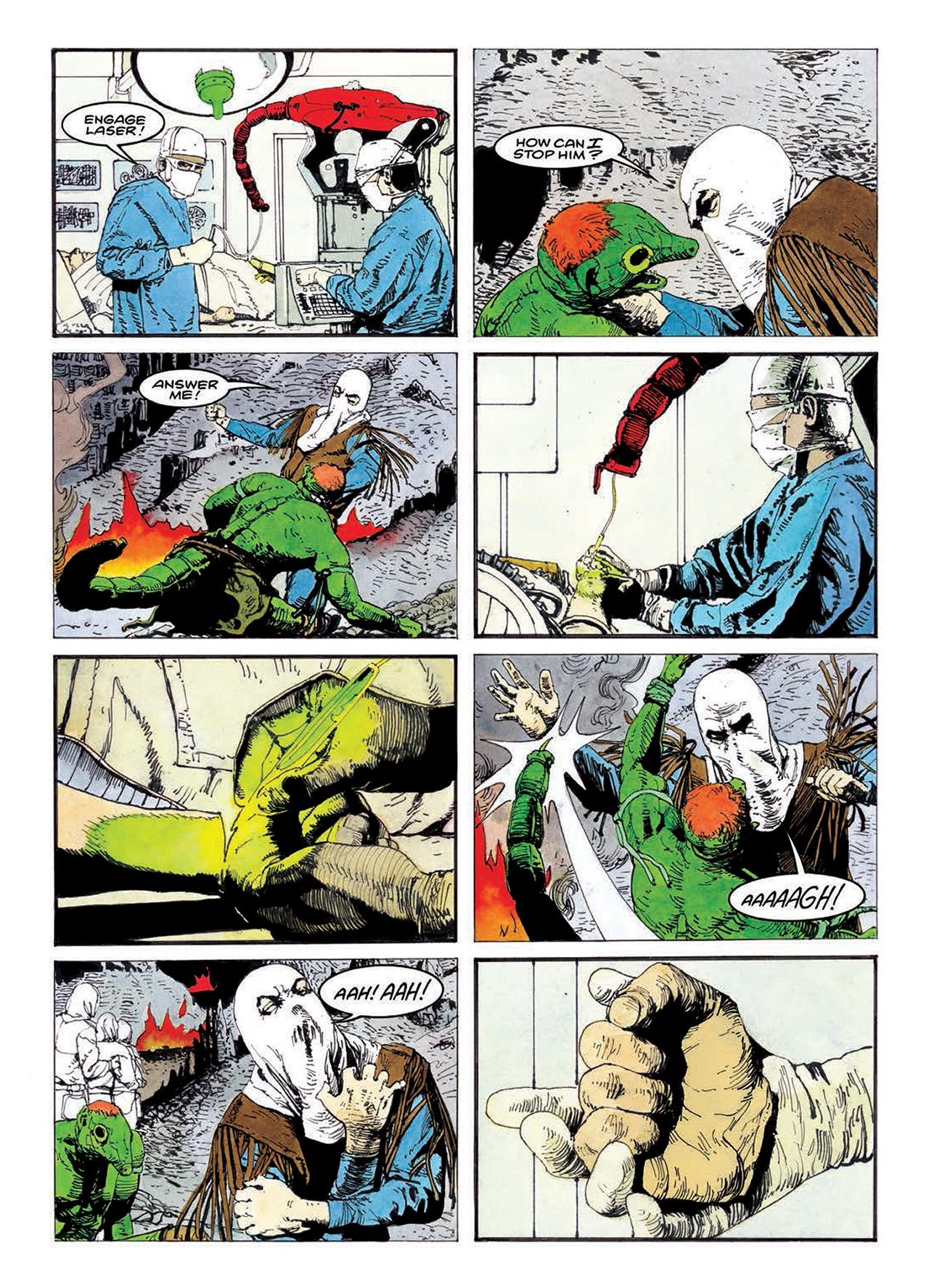 Read online Mazeworld comic -  Issue # TPB - 166