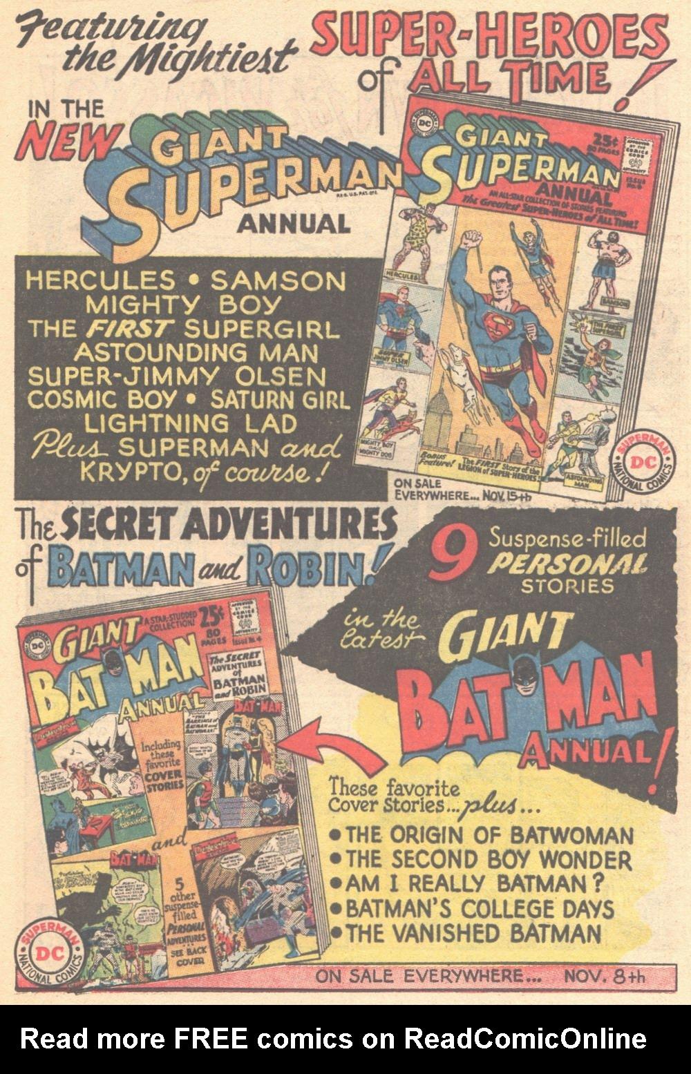 Read online Adventure Comics (1938) comic -  Issue #304 - 18