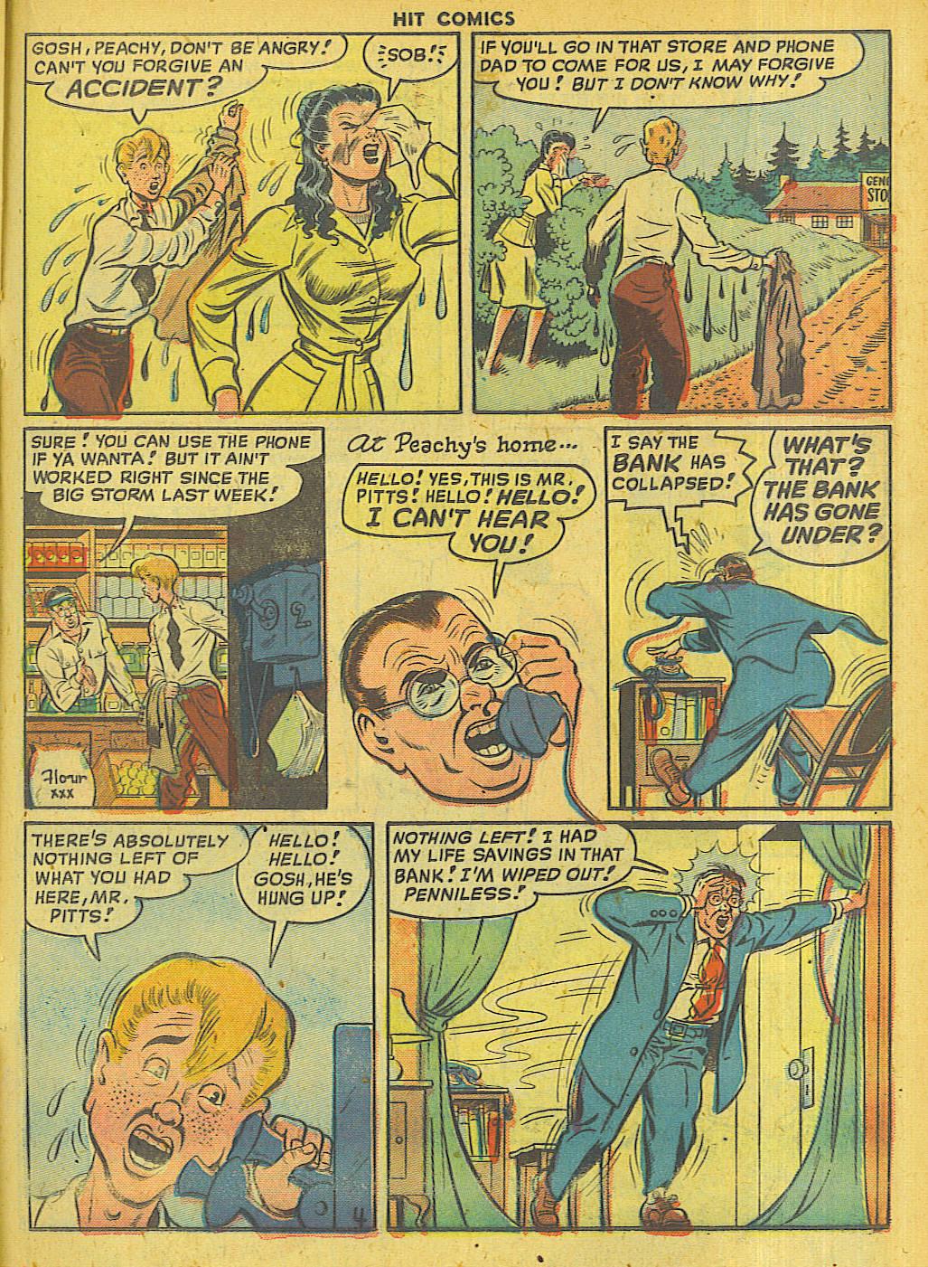 Read online Hit Comics comic -  Issue #56 - 29